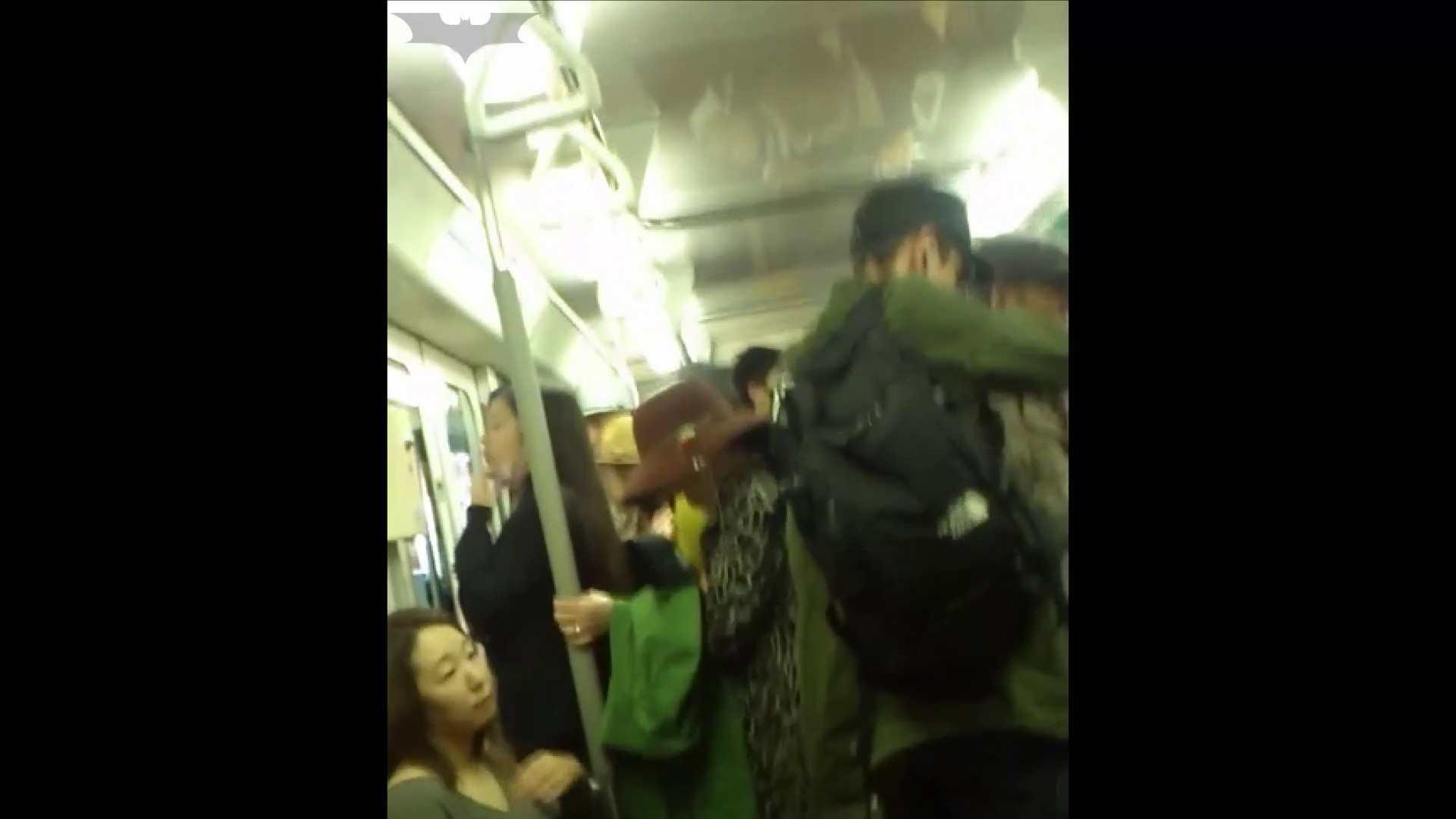 盗撮列車 Vol.14 お嬢様のバックプリントパンツ 車で・・・ ワレメ動画紹介 99枚 9