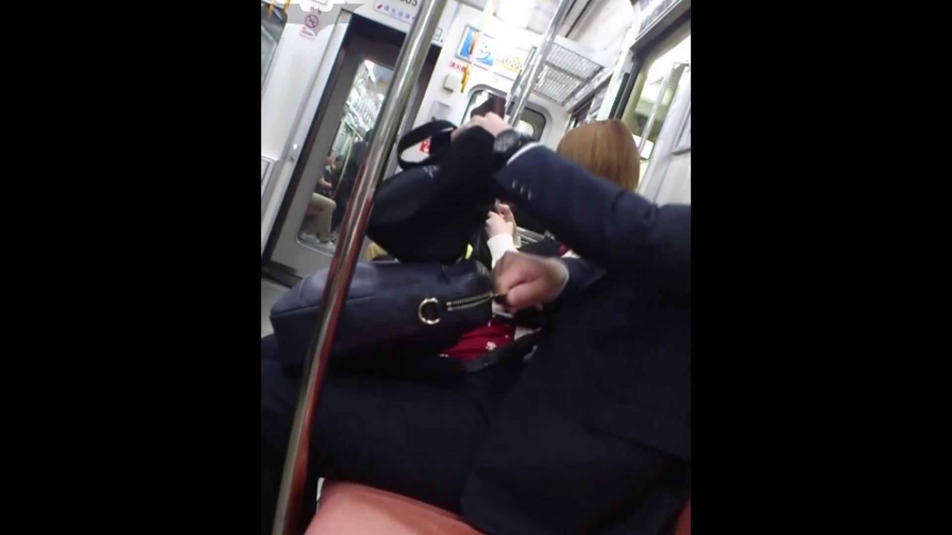 盗撮列車 Vol.49茶髪ショートヘアのスカートの中 盛合せ 性交動画流出 104枚 101