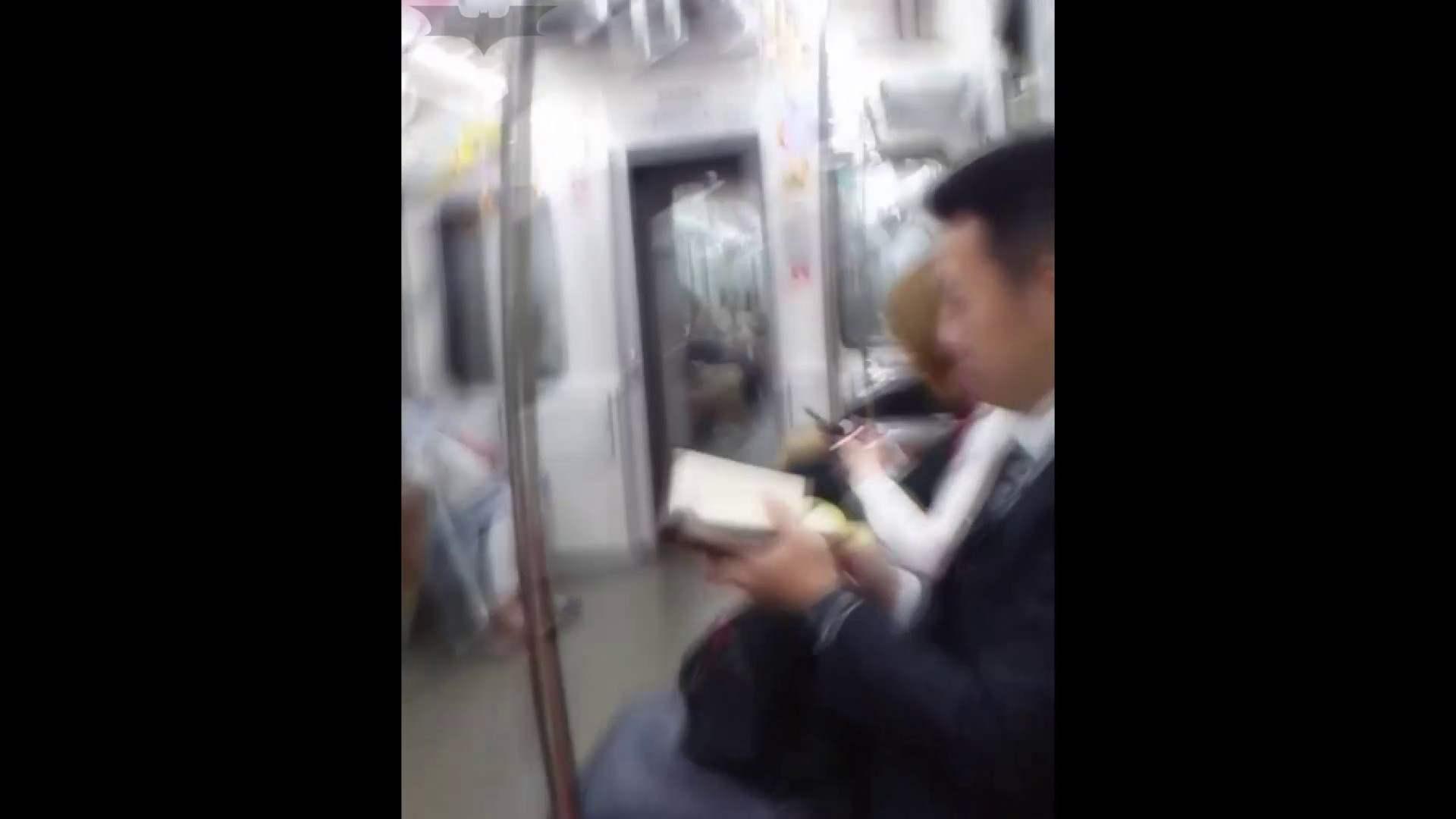 盗撮列車 Vol.49茶髪ショートヘアのスカートの中 美肌 AV動画キャプチャ 104枚 103