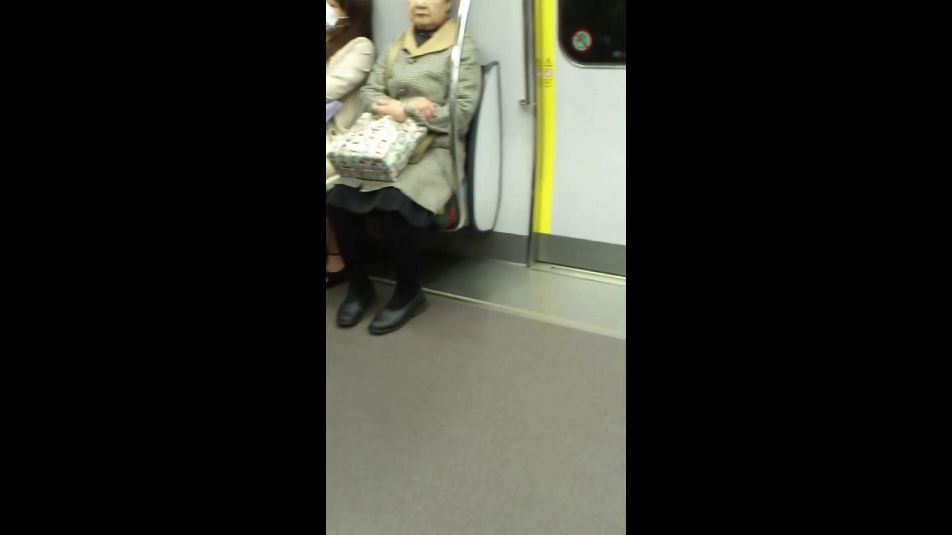 盗撮列車 Vol.55 黄色の爽やかなスカートが大好きです。 むっちりガール | 車で・・・  89枚 19