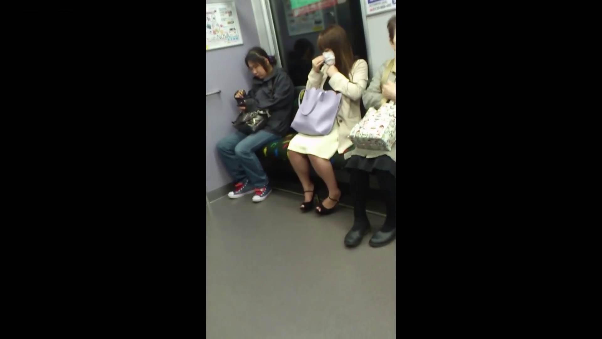 盗撮列車 Vol.55 黄色の爽やかなスカートが大好きです。 美肌 おめこ無修正動画無料 89枚 45