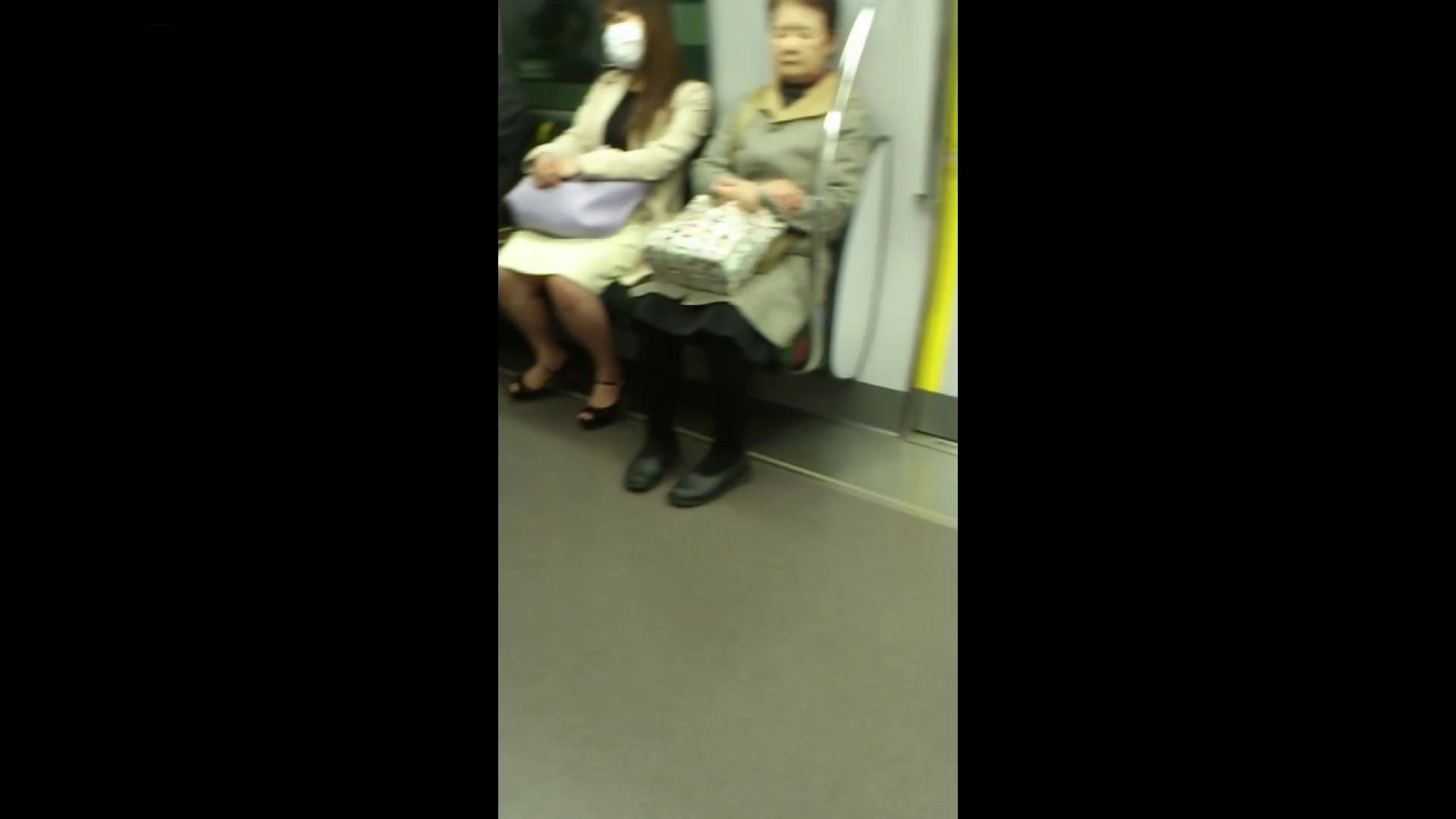 盗撮列車 Vol.55 黄色の爽やかなスカートが大好きです。 美肌 おめこ無修正動画無料 89枚 87