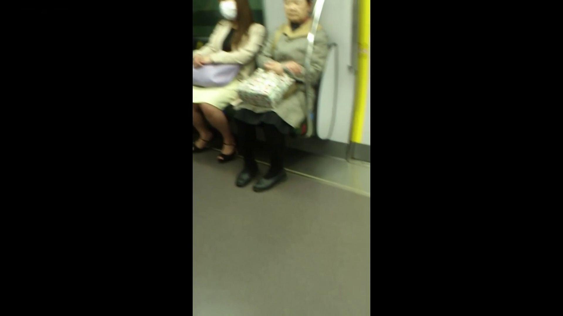 盗撮列車 Vol.55 黄色の爽やかなスカートが大好きです。 パンチラ女子 濡れ場動画紹介 89枚 89