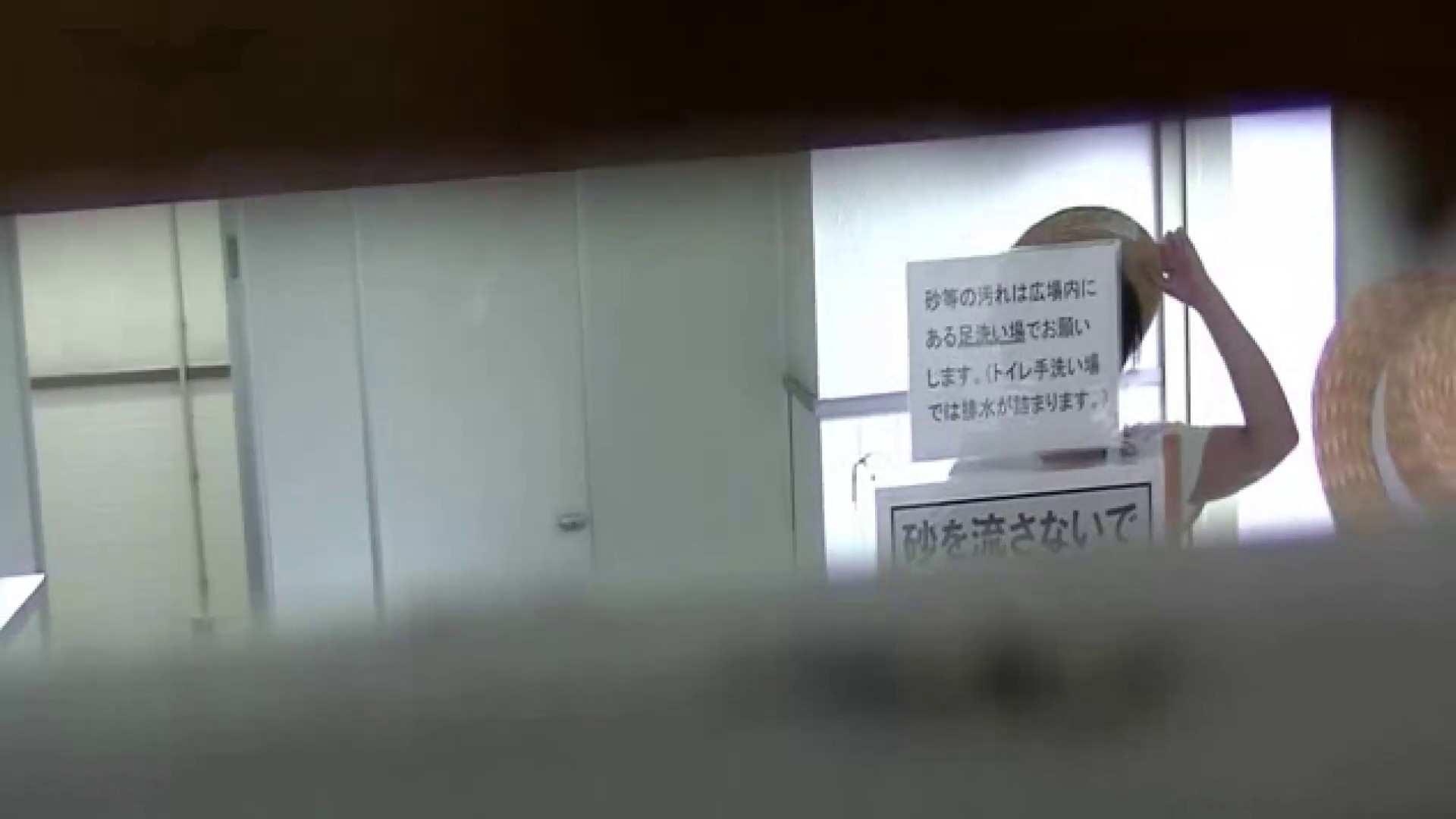 夏の思い出浜辺トイレ盗撮Vol.24 盗撮編 セックス無修正動画無料 97枚 20