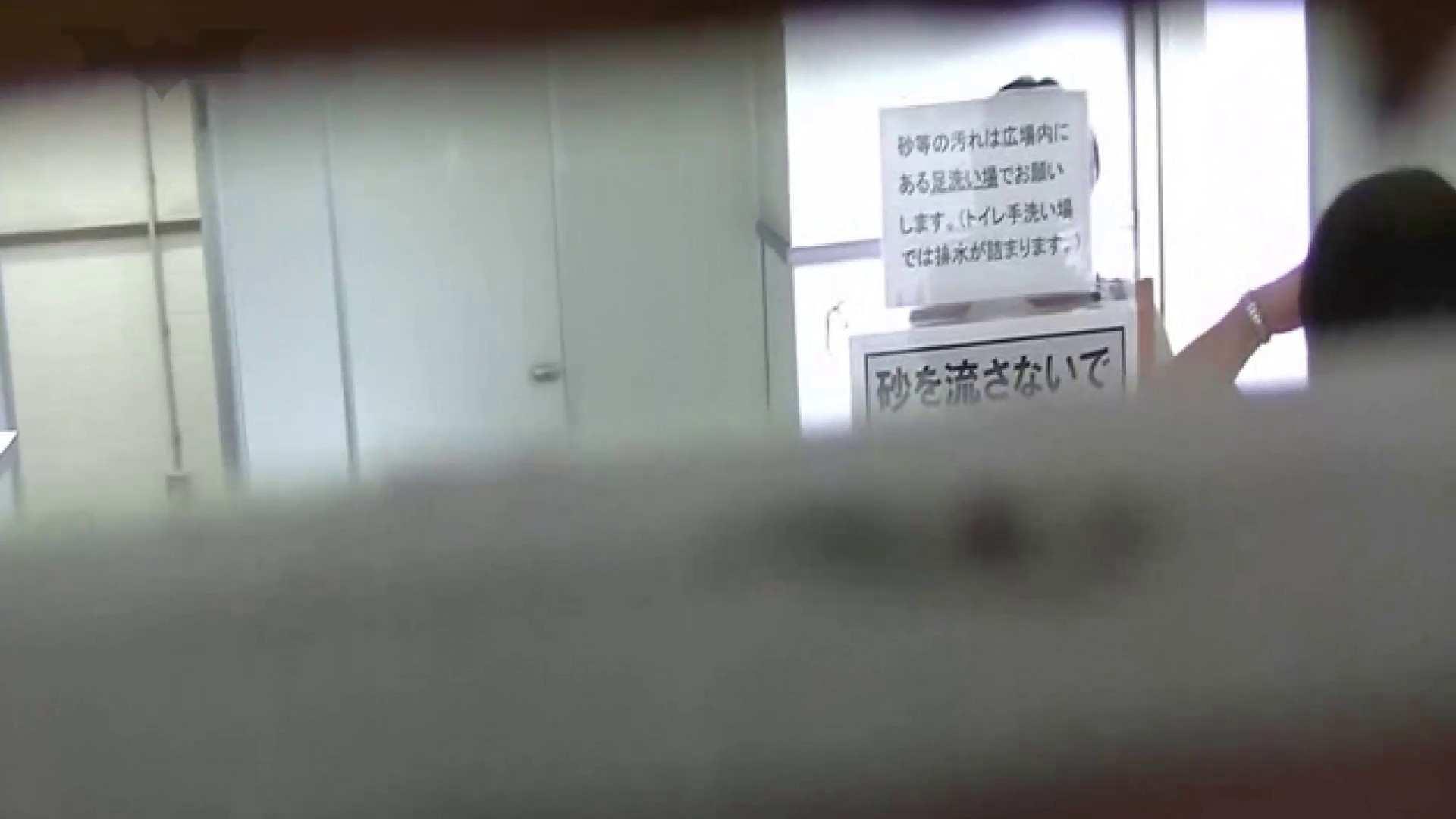 夏の思い出浜辺トイレ盗撮Vol.24 潜入 おまんこ動画流出 97枚 21