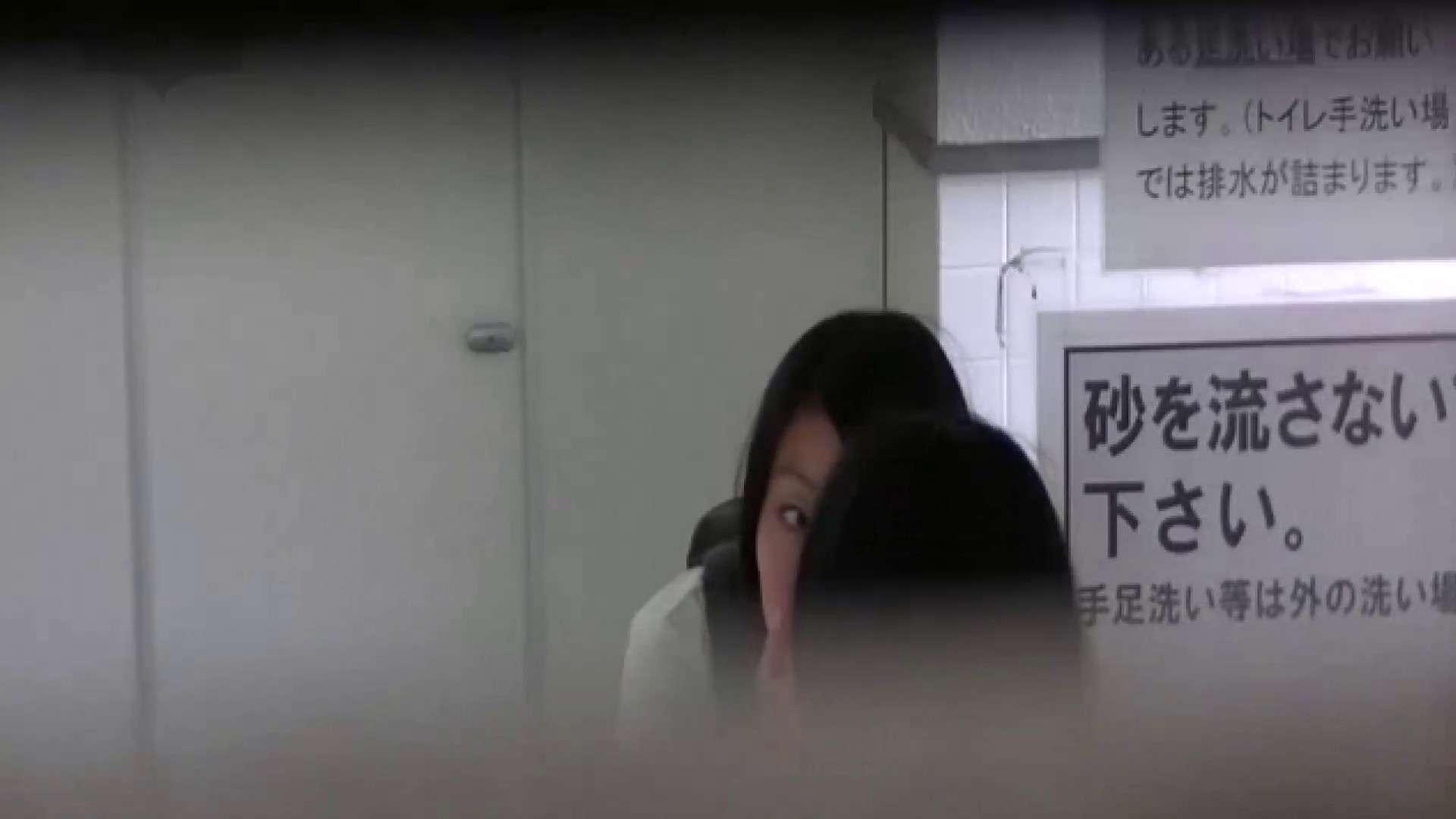 夏の思い出浜辺トイレ盗撮Vol.26 和式便所 エロ無料画像 76枚 35