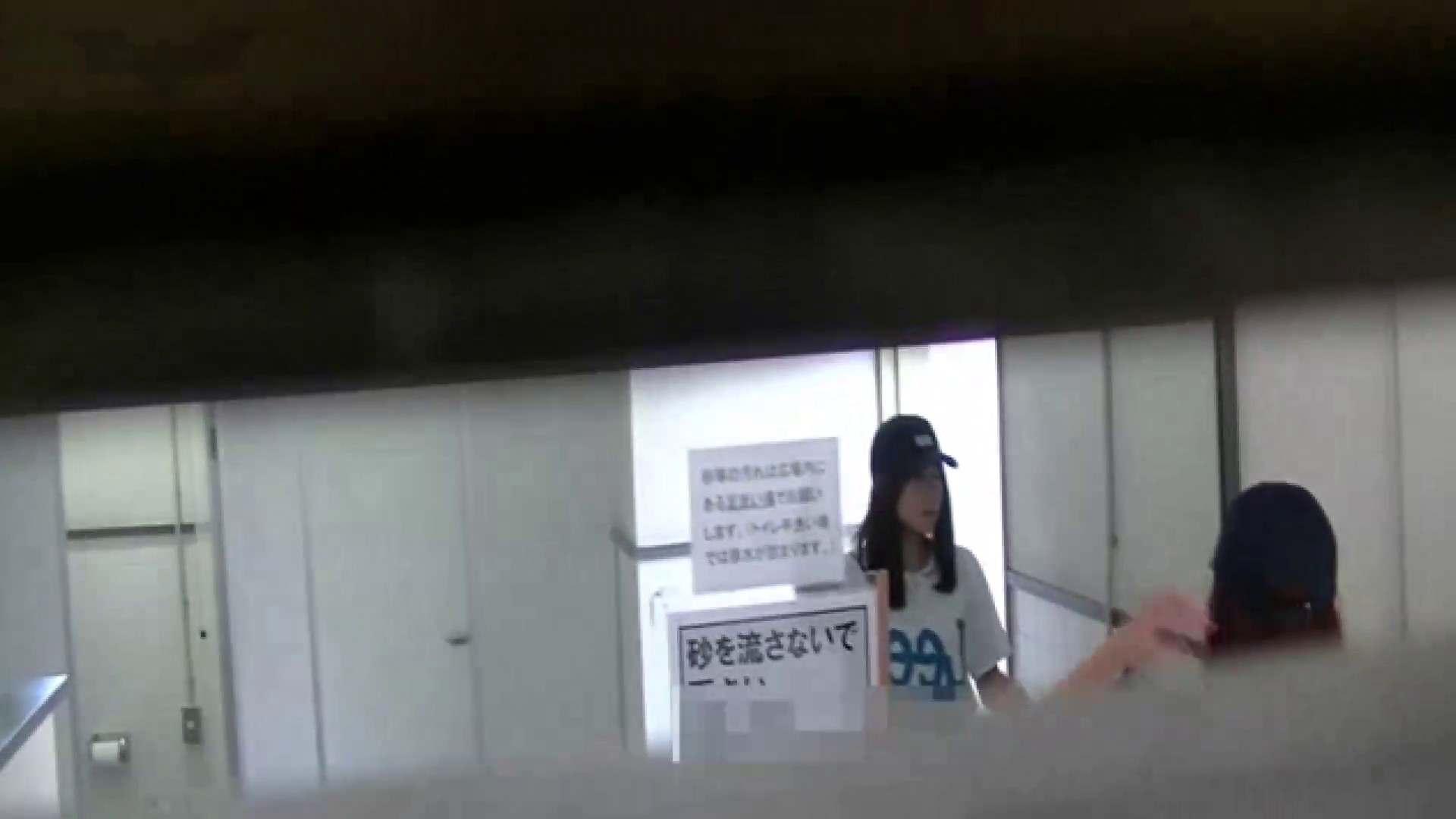 夏の思い出浜辺トイレ盗撮Vol.26 潜入 おめこ無修正動画無料 76枚 56