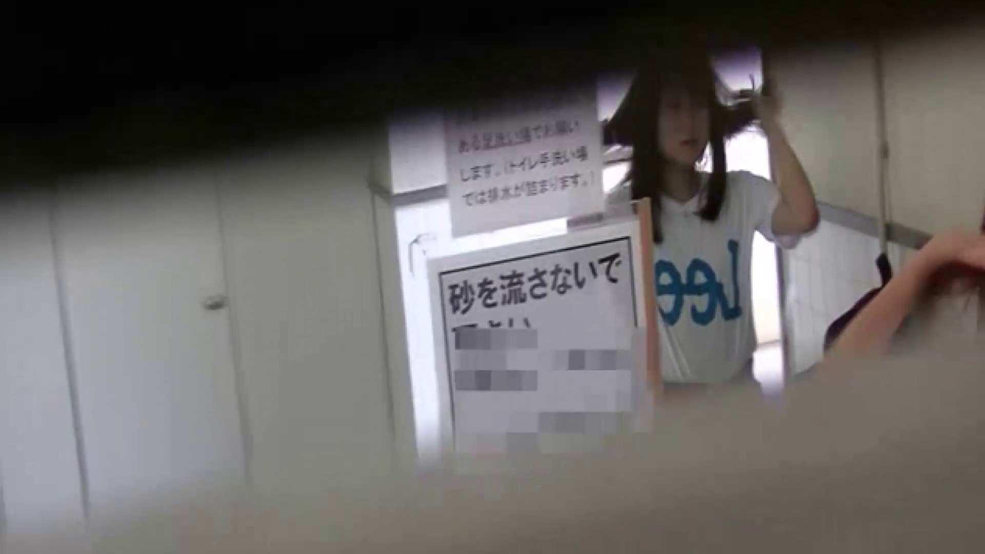 夏の思い出浜辺トイレ盗撮Vol.26 高評価  76枚 60