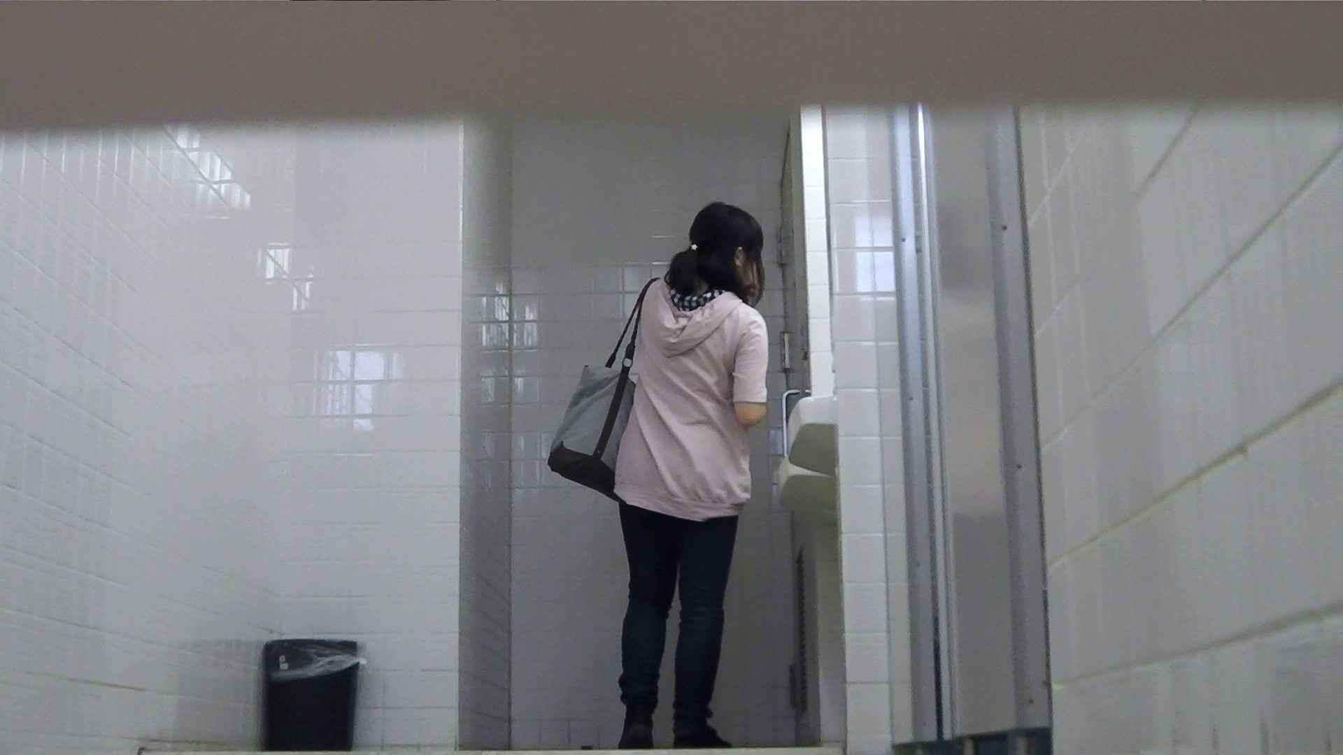 お銀さんの「洗面所突入レポート!!」Nol.2 美人の裸体 | 洗面所のぞき  94枚 67