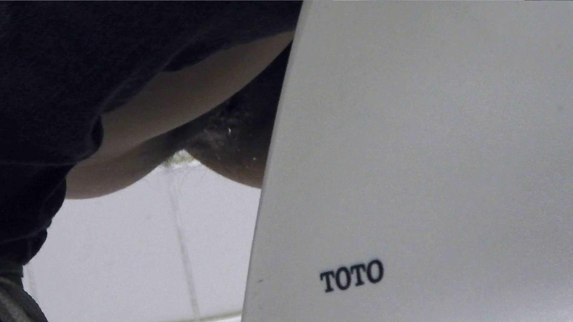 お銀さんの「洗面所突入レポート!!」Nol.3 洗面所のぞき AV無料動画キャプチャ 109枚 40