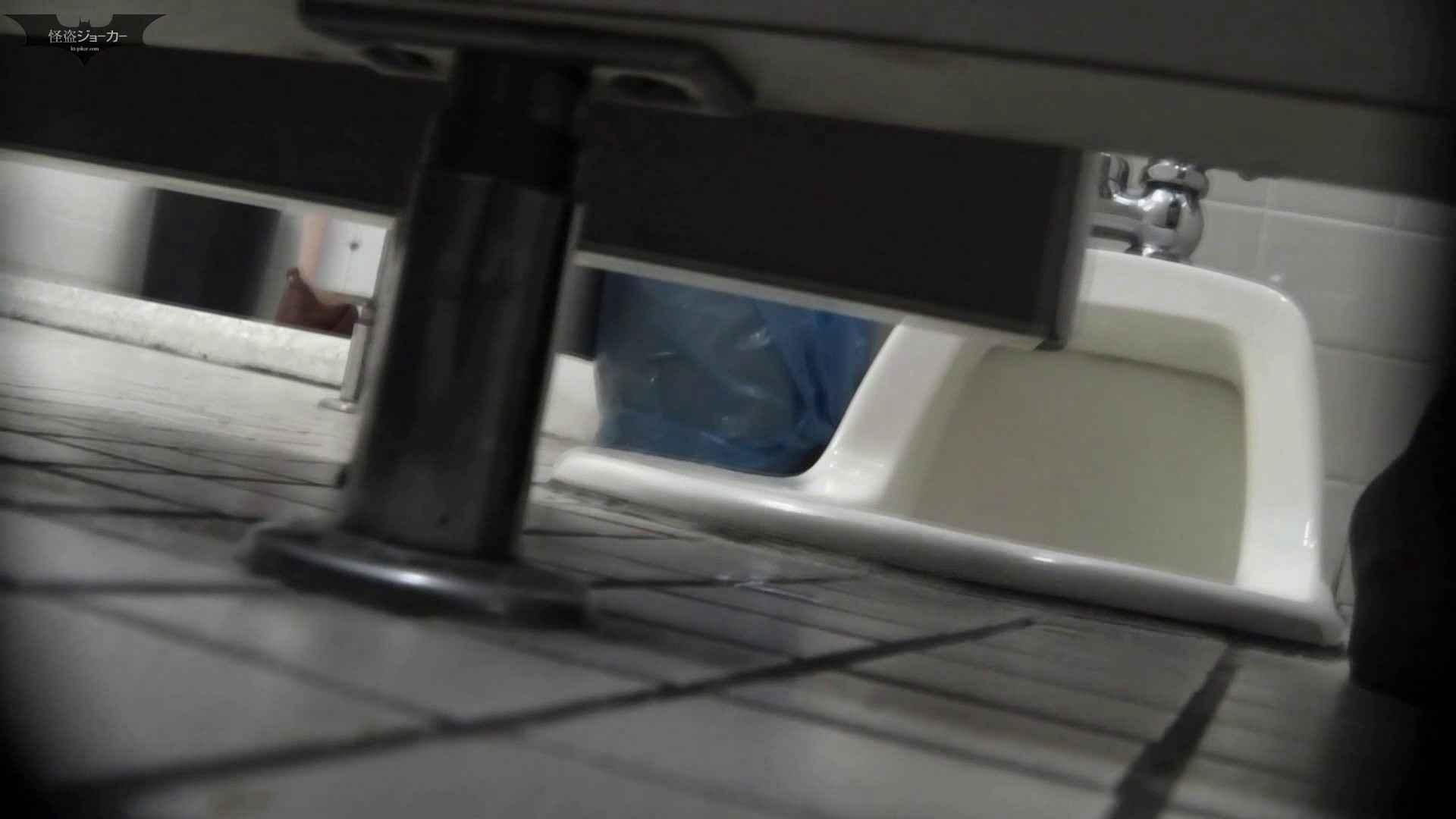 お銀さんの「洗面所突入レポート!!」 vol.51 突入最前線!おまけ付き 美人の裸体 オメコ動画キャプチャ 105枚 97