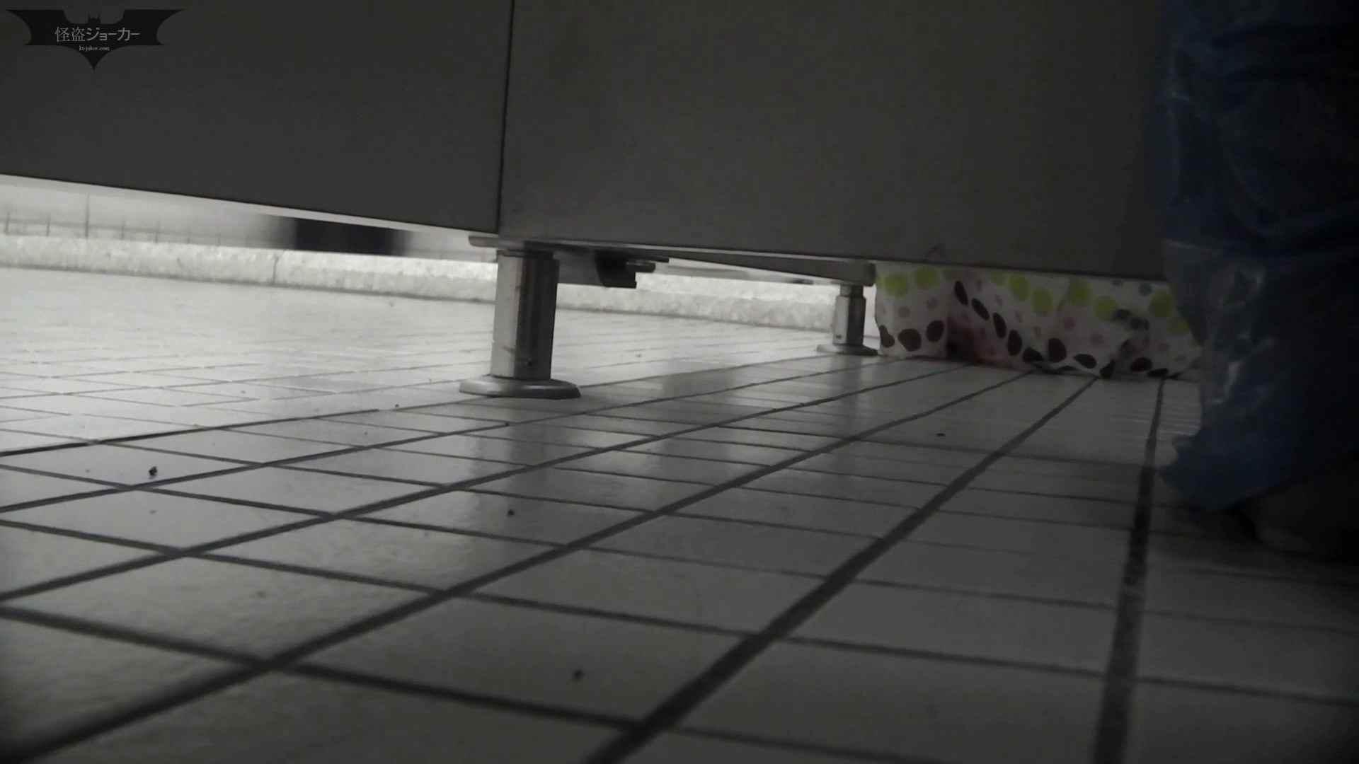 お銀さんの「洗面所突入レポート!!」Nol.5 丸見え スケベ動画紹介 88枚 39