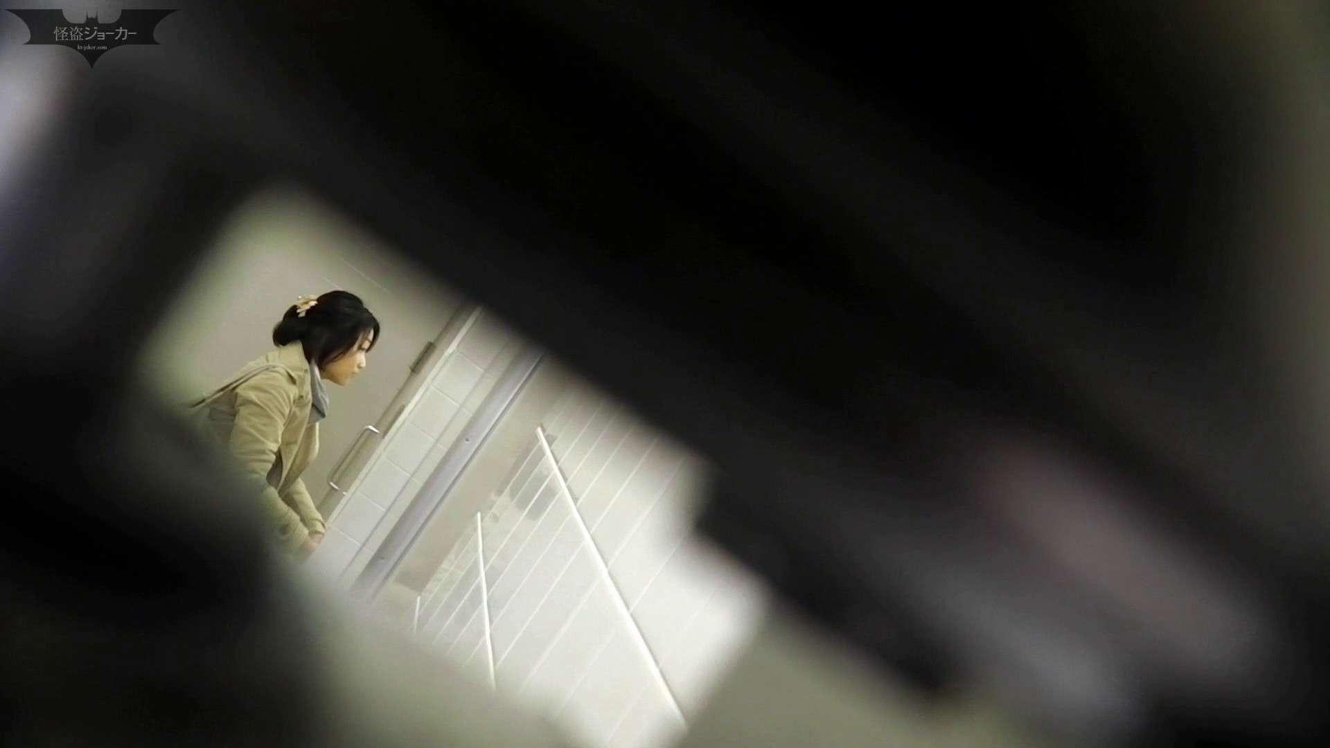 お銀さんの「洗面所突入レポート!!」Nol.5 丸見え スケベ動画紹介 88枚 57