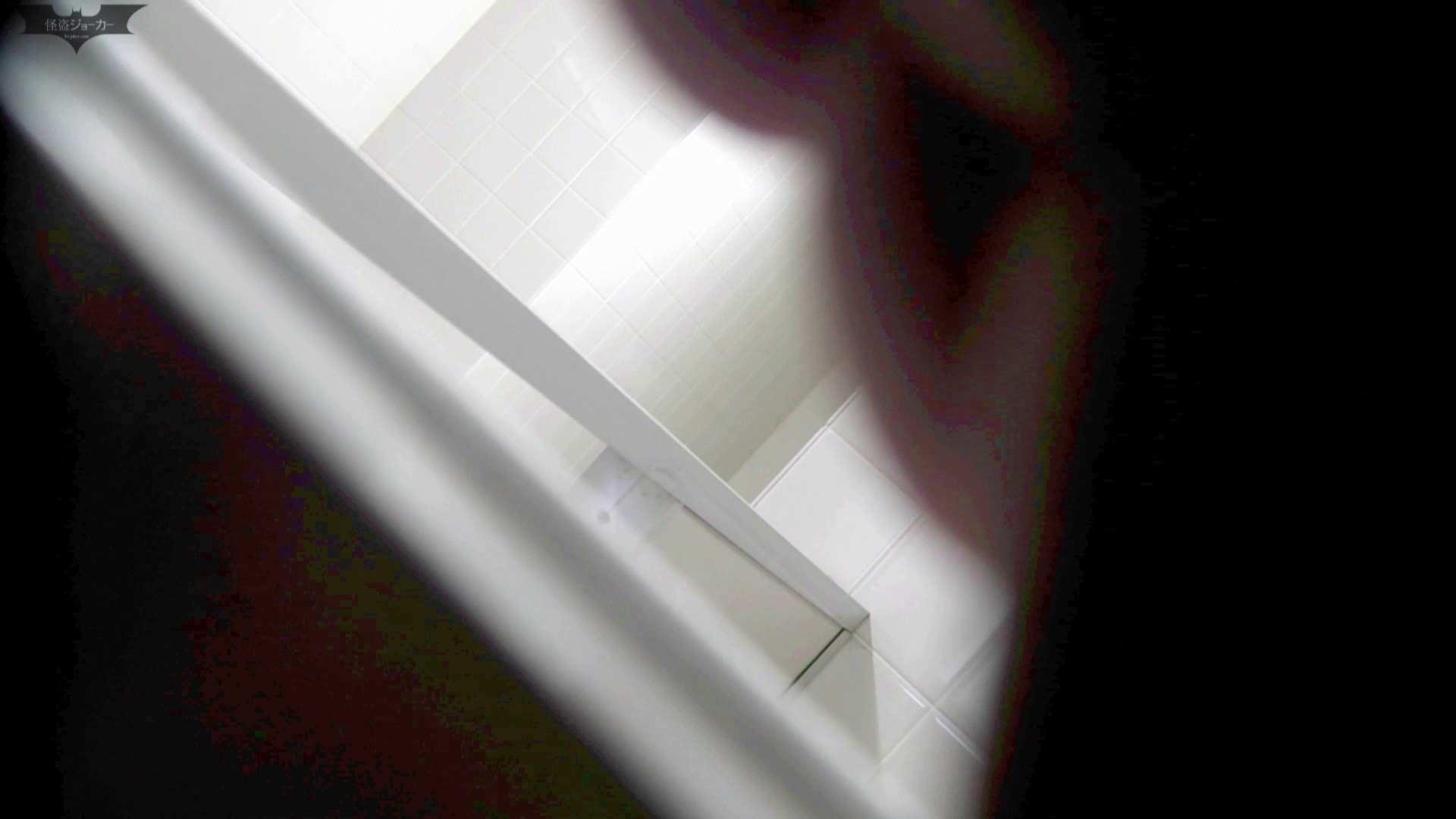 お銀 vol.68 無謀に通路に飛び出て一番明るいフロント撮り実現、見所満載 美人の裸体 おまんこ動画流出 77枚 76