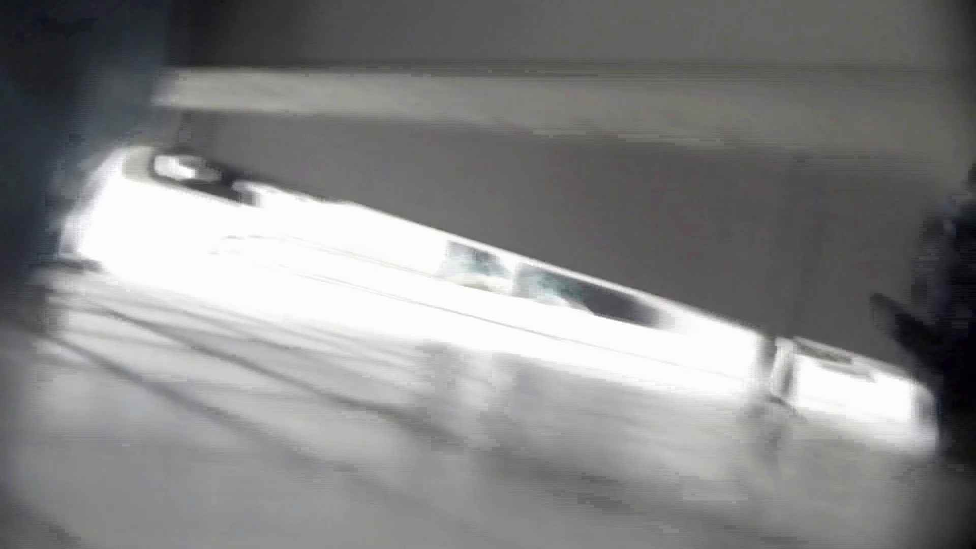 お銀さんの「洗面所突入レポート!!」Nol.6 洗面所のぞき 戯れ無修正画像 100枚 70