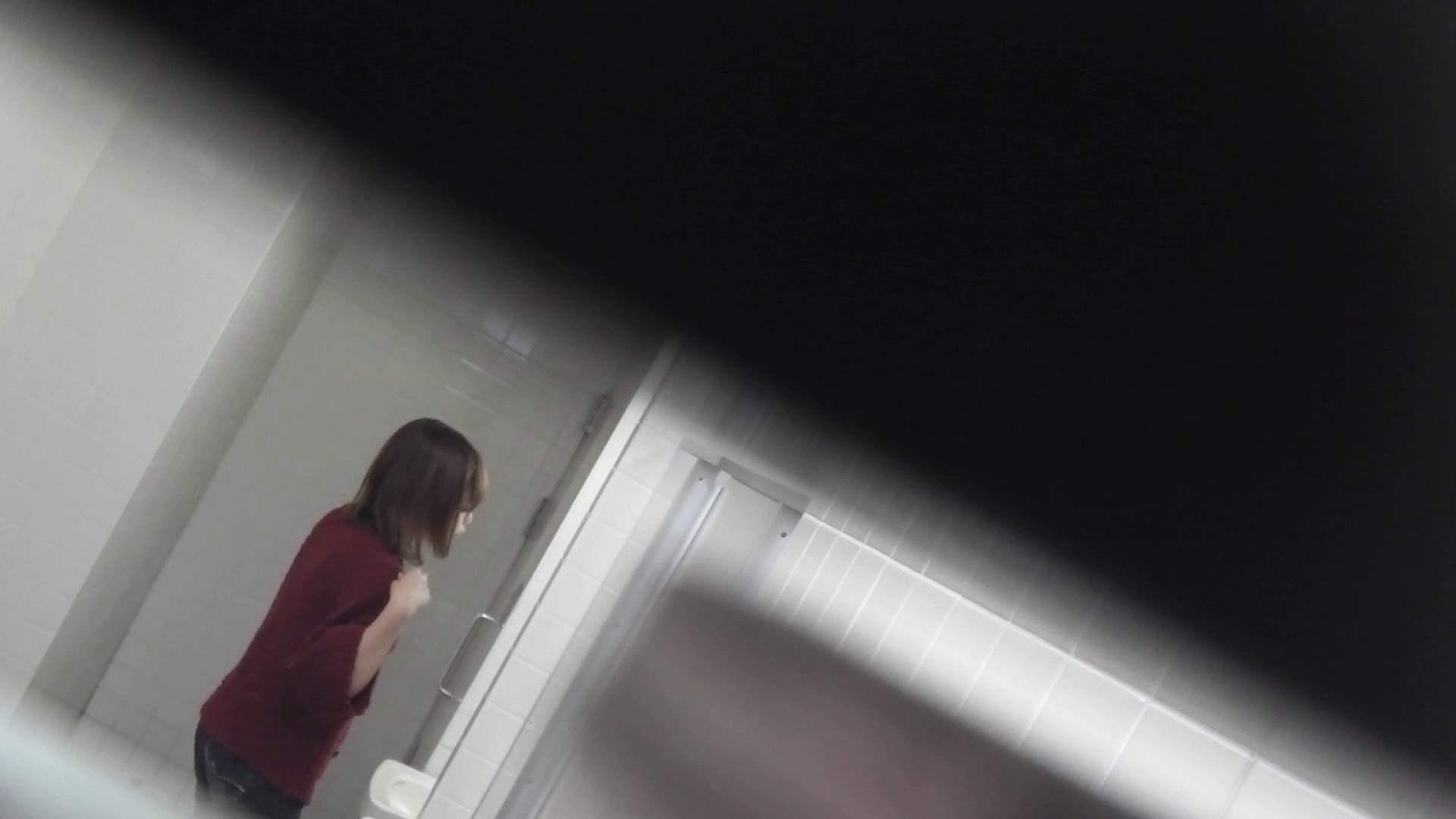 お銀さんの「洗面所突入レポート!!」Nol.10 盛合せ AV動画キャプチャ 85枚 21