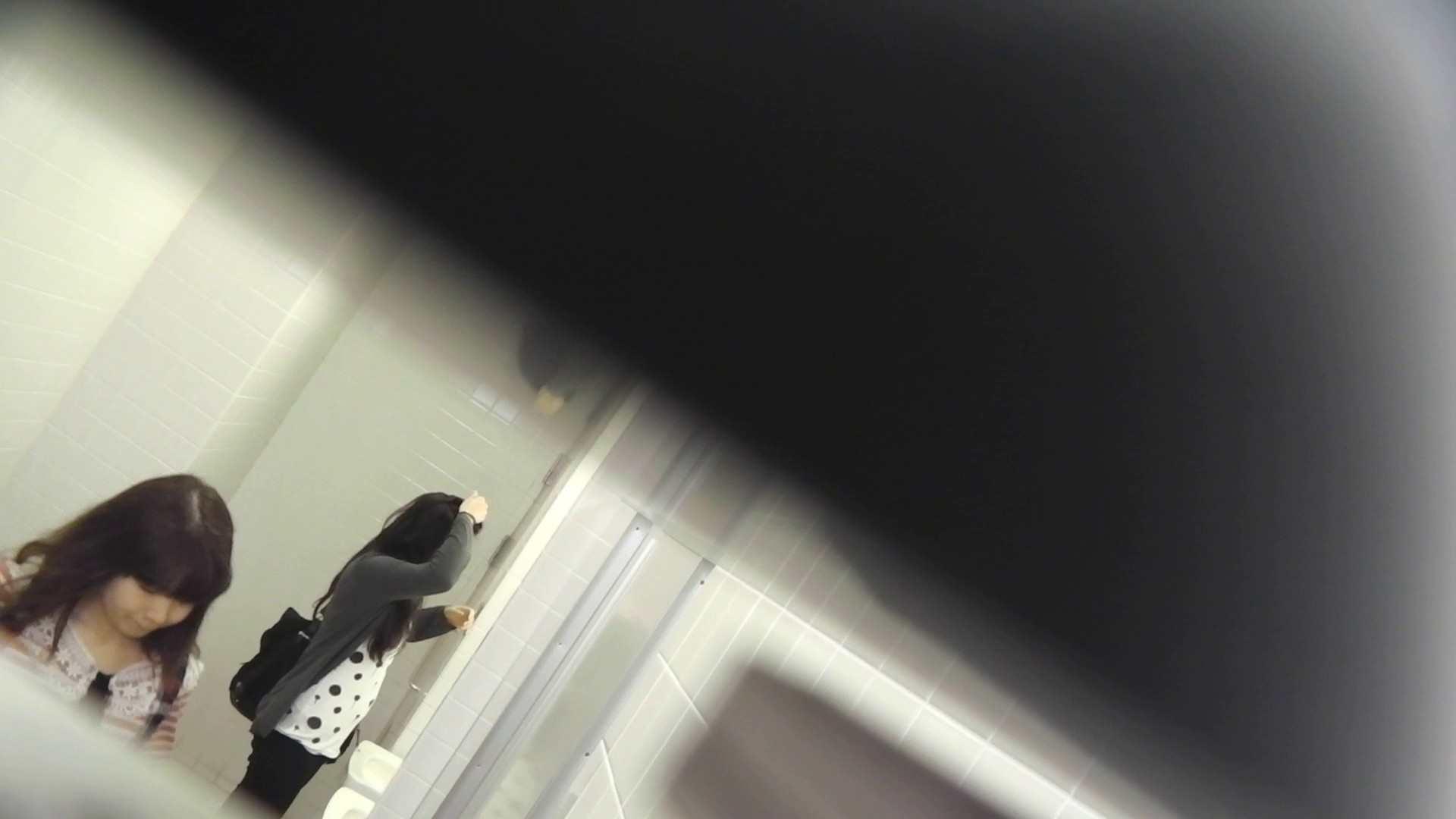 お銀さんの「洗面所突入レポート!!」Nol.10 洗面所のぞき AV無料 85枚 59