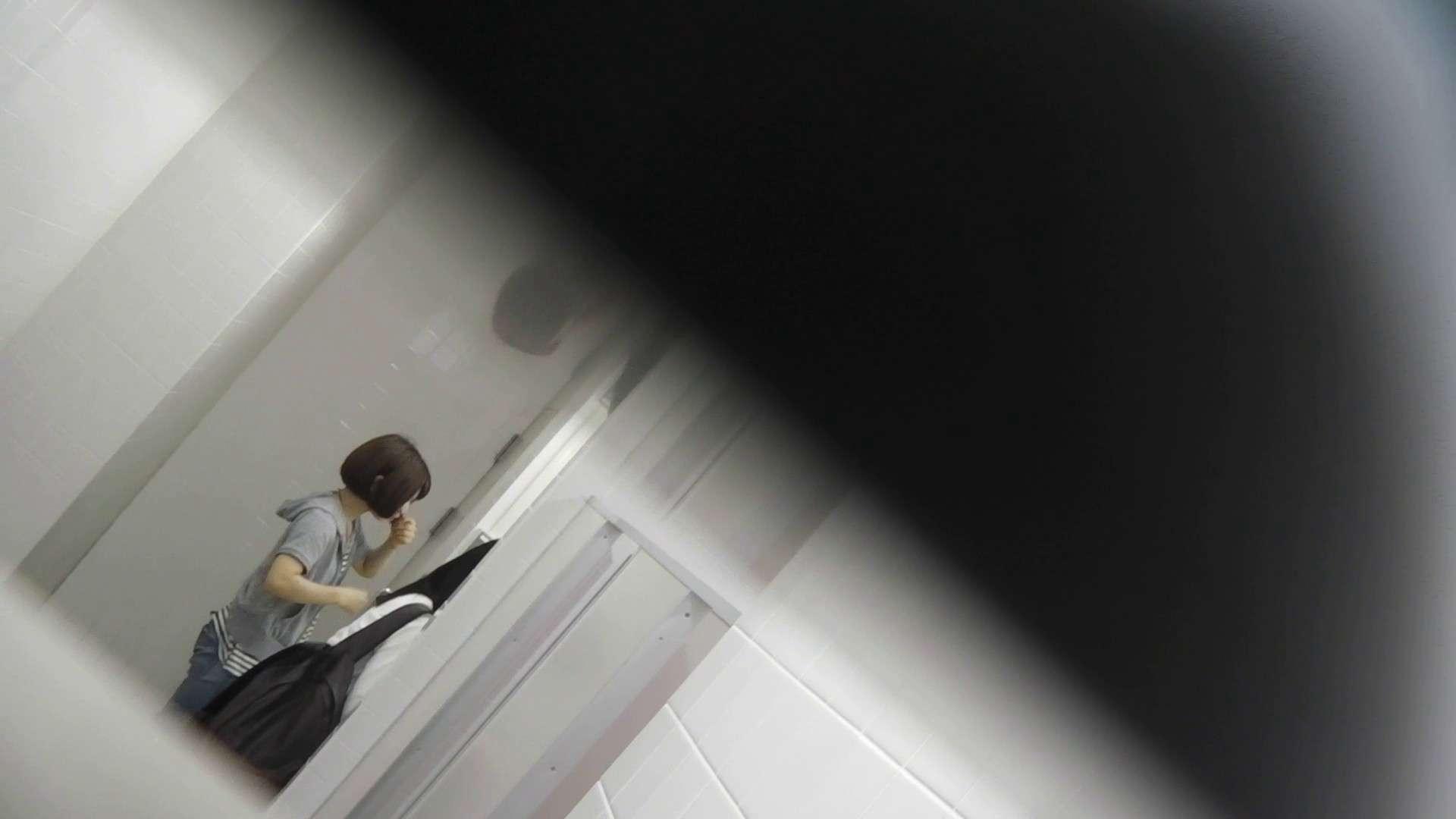 お銀さんの「洗面所突入レポート!!」Nol.22 盛合せ スケベ動画紹介 84枚 76