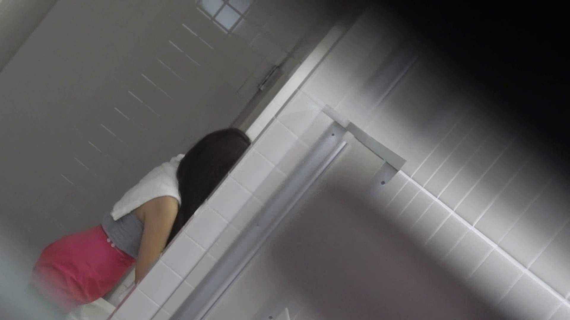 お銀さんの「洗面所突入レポート!!」 vol.30 粒ぞろい ギャル達 エロ無料画像 94枚 17