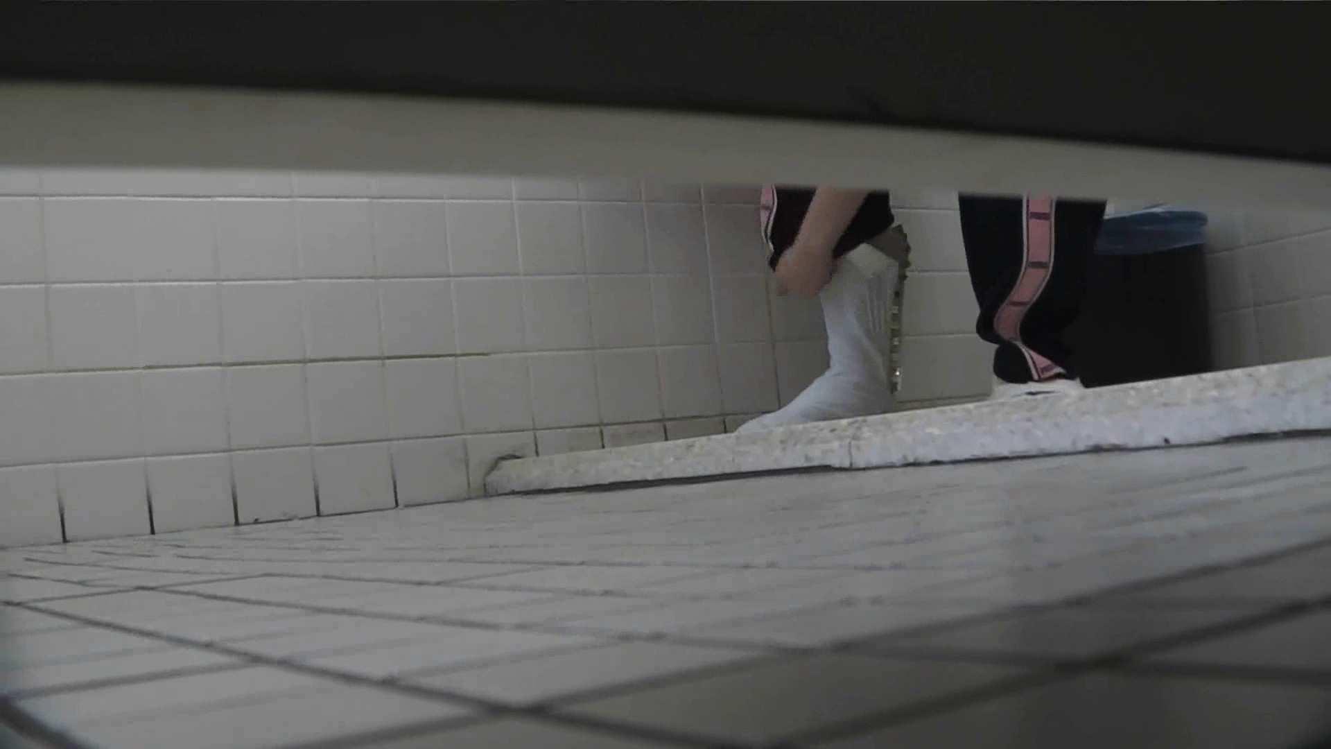 お銀さんの「洗面所突入レポート!!」 vol.30 粒ぞろい ギャル達 エロ無料画像 94枚 47