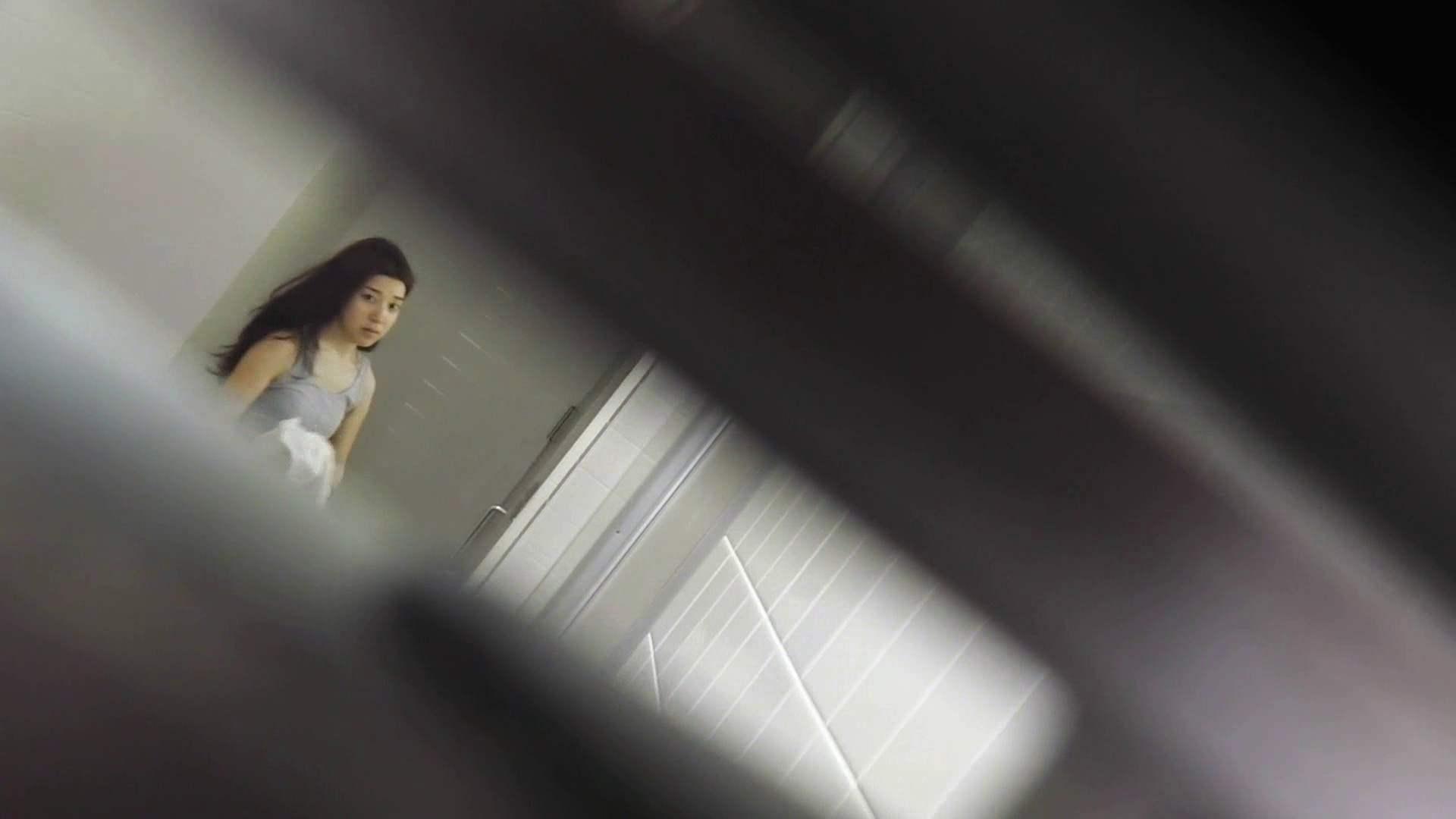 お銀さんの「洗面所突入レポート!!」 vol.30 粒ぞろい 丸見え オマンコ無修正動画無料 94枚 93