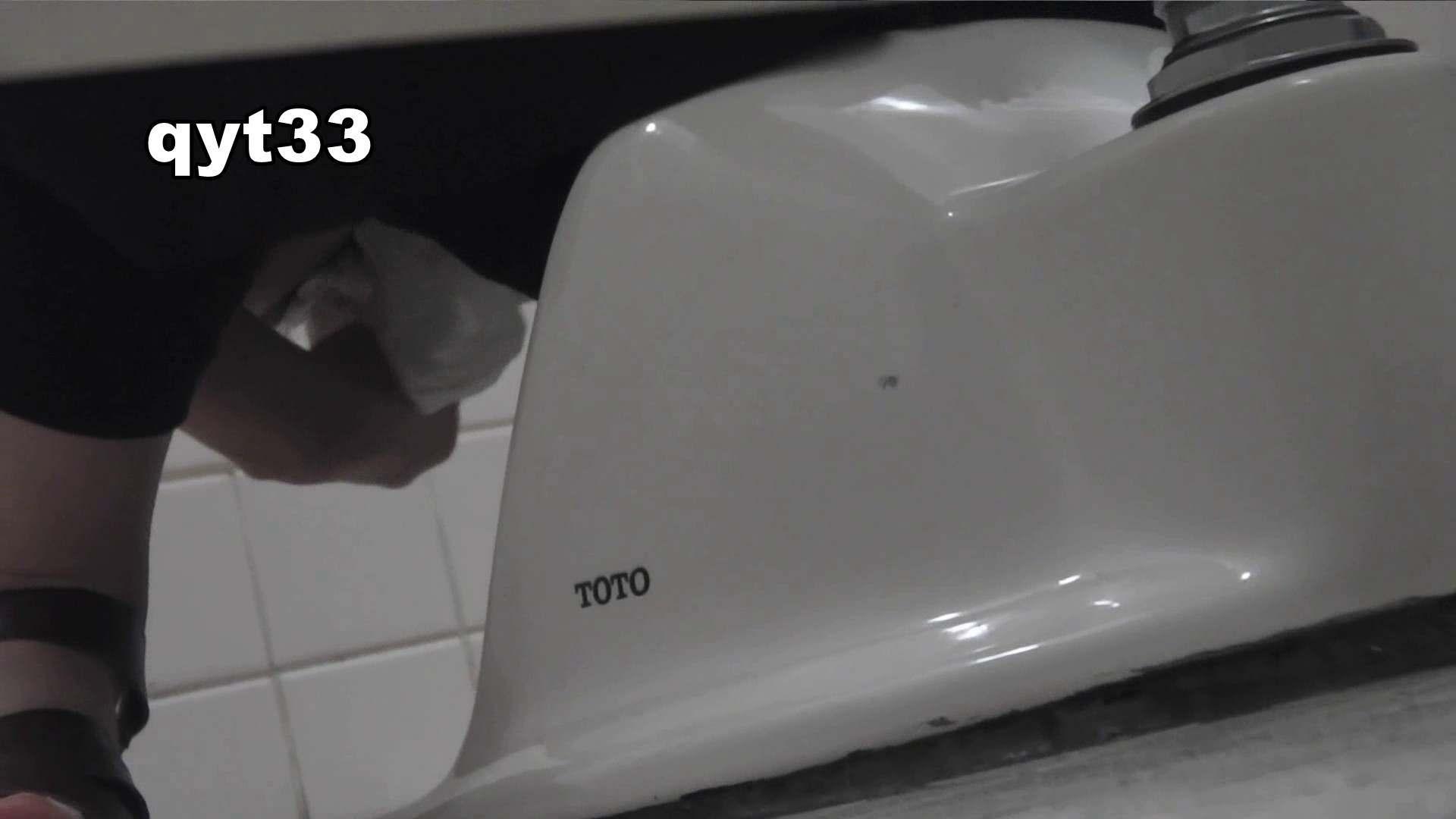 お銀さんの「洗面所突入レポート!!」 vol.33 獲物は逃しません ギャル達 オマンコ無修正動画無料 106枚 37