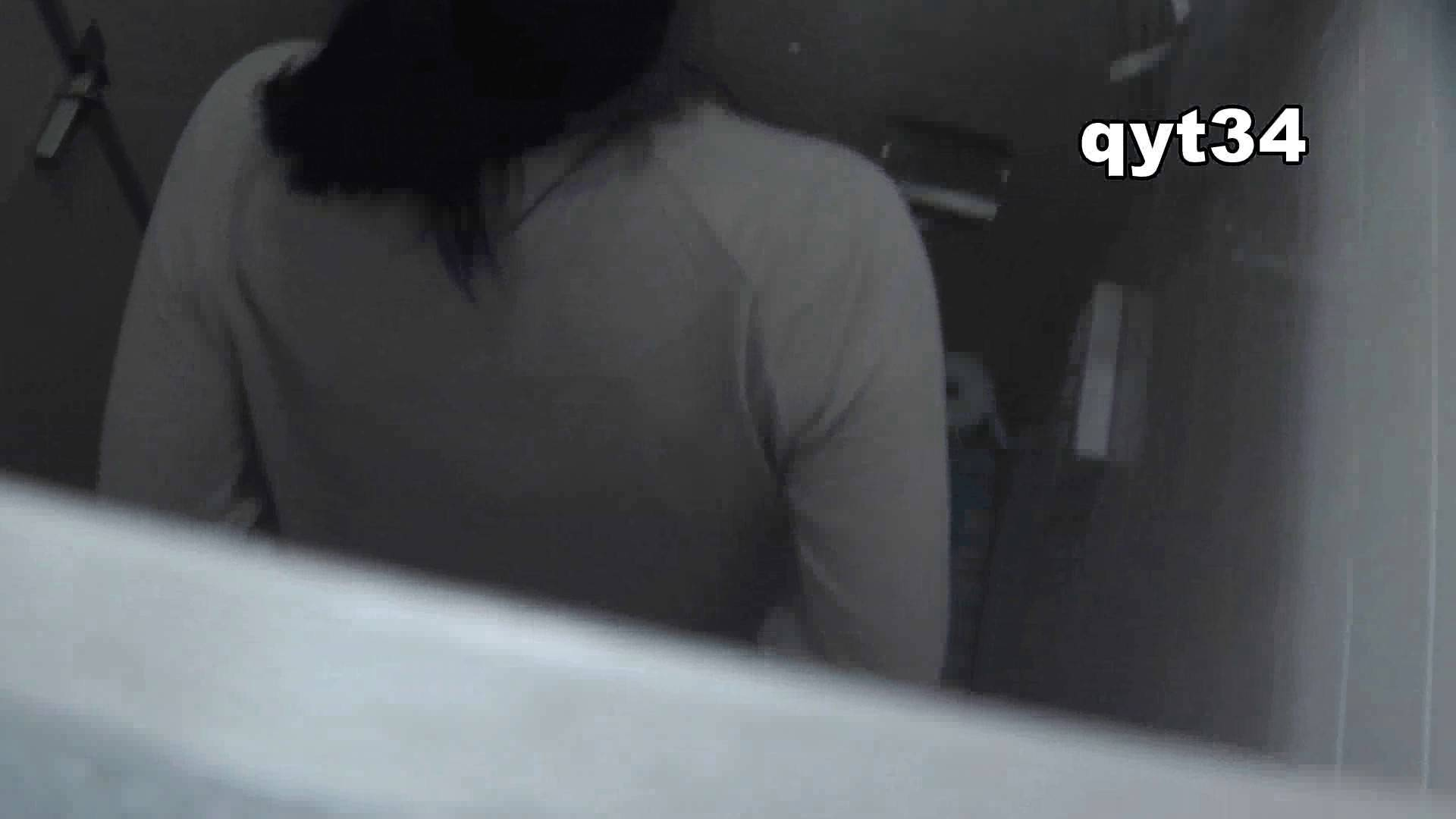 お銀さんの「洗面所突入レポート!!」 vol.34 出る様子をご確認ください 美人の裸体  86枚 65