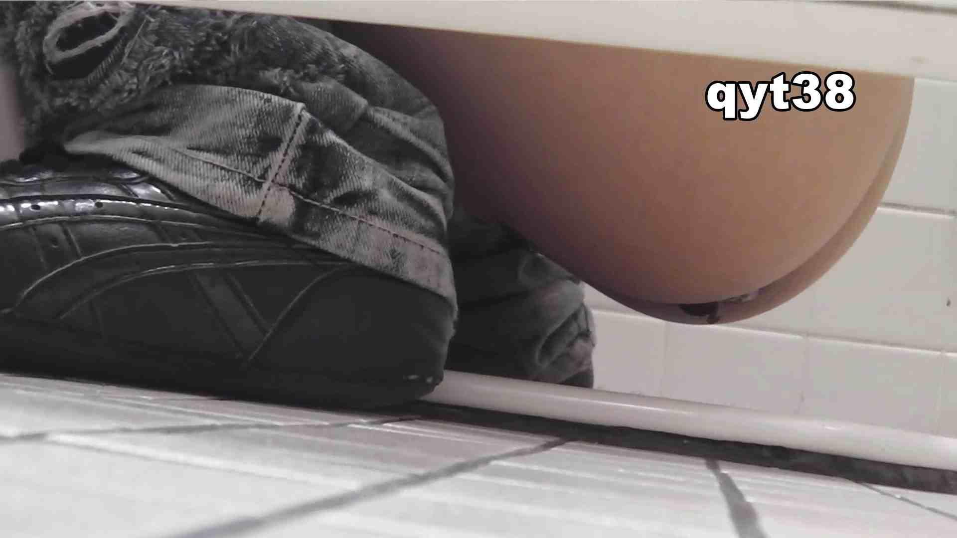 お銀さんの「洗面所突入レポート!!」 vol.38 蛇玉的なイキオイ 丸見え アダルト動画キャプチャ 103枚 57