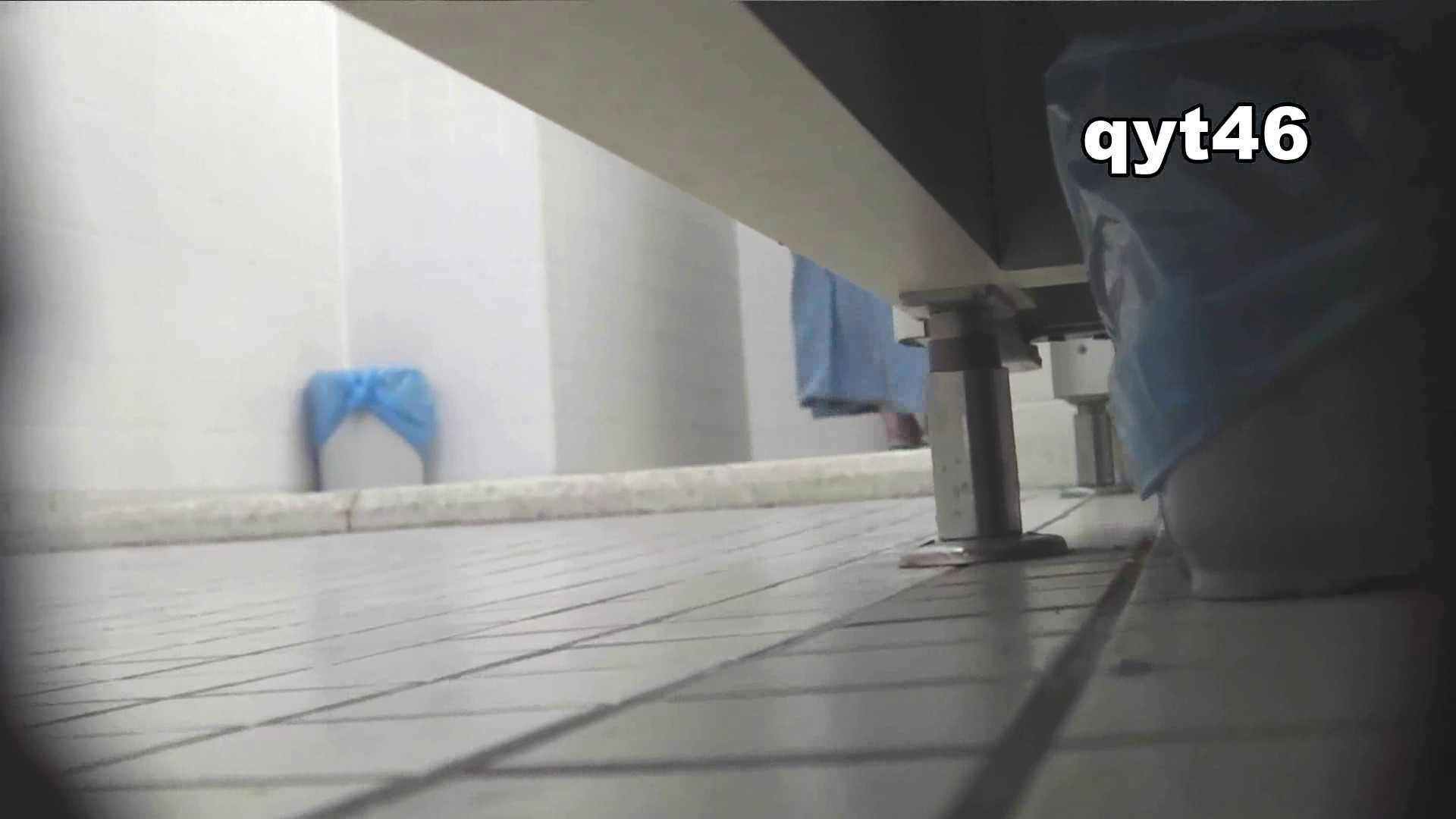 お銀さんの「洗面所突入レポート!!」 vol.46 スッキリさん 洗面所のぞき エロ画像 112枚 29