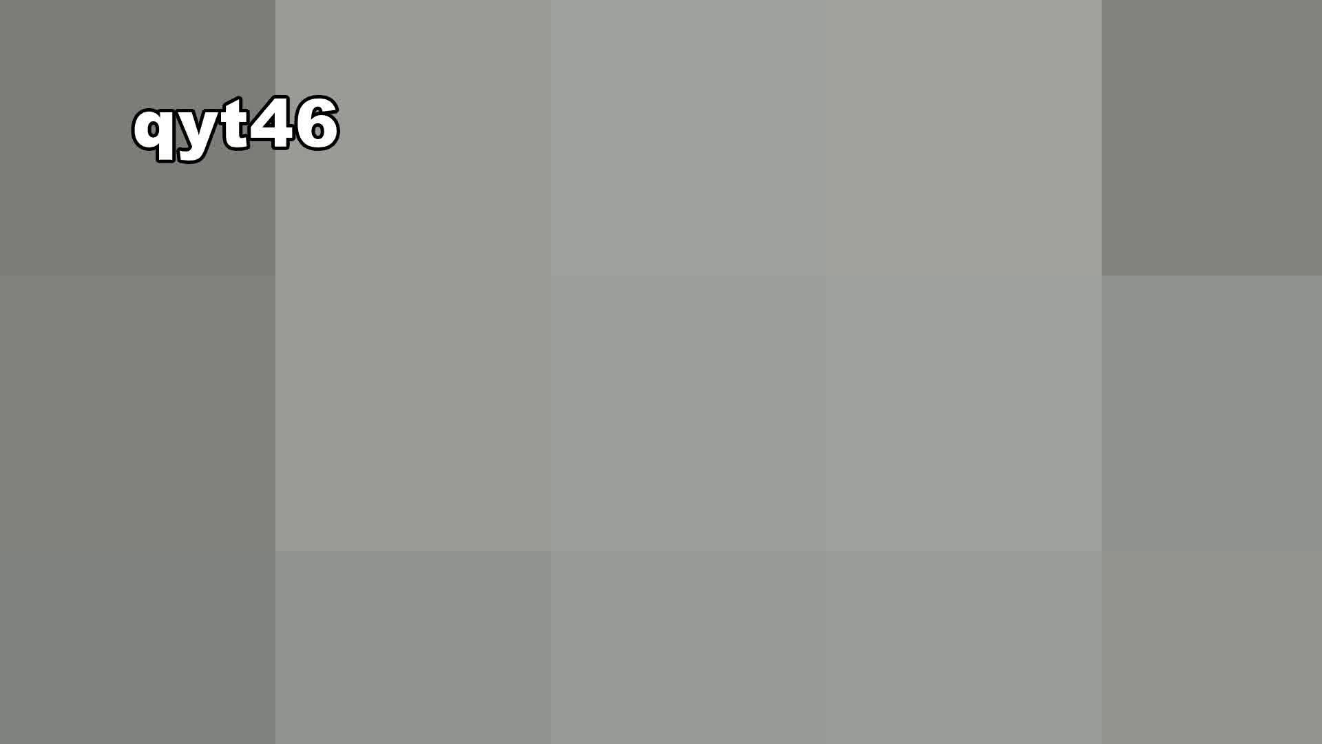 お銀さんの「洗面所突入レポート!!」 vol.46 スッキリさん 丸見え われめAV動画紹介 112枚 63
