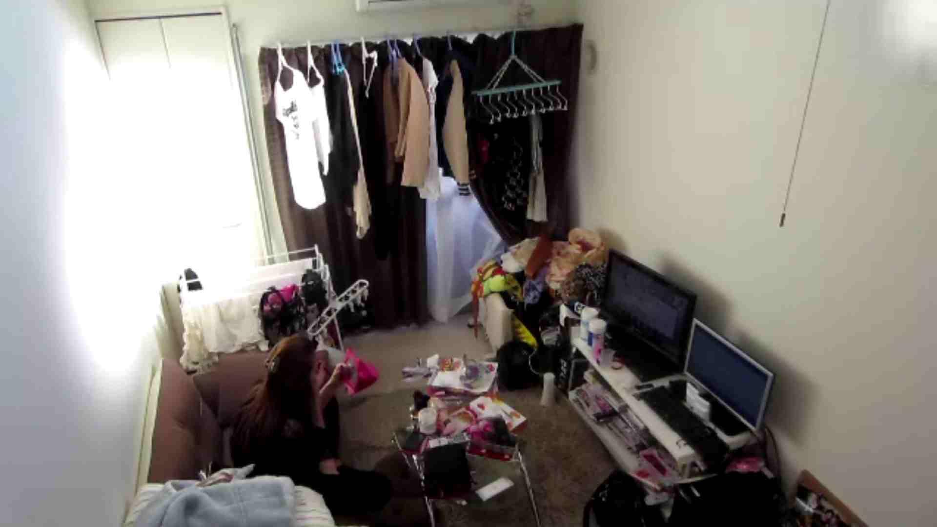 【02】出社後のお女市さんの部屋に入ってデータを回収 細身体型 スケベ動画紹介 78枚 2