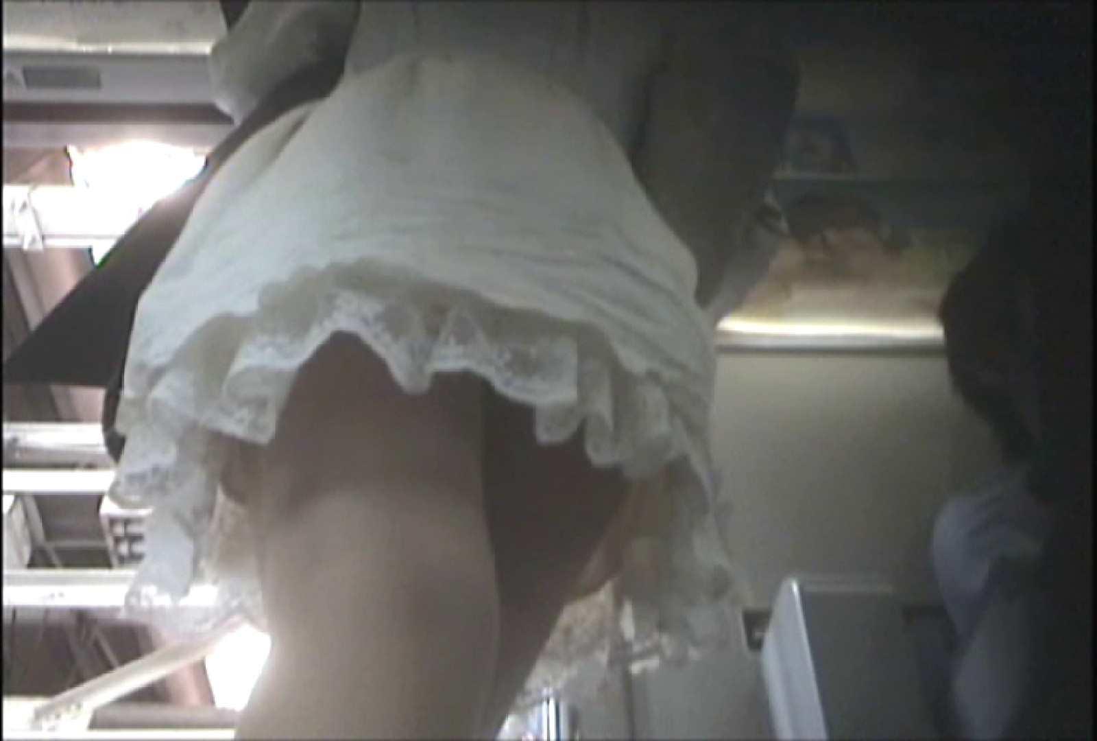 「しん」さんの逆さバイキングVol.7 パンチラ女子 性交動画流出 102枚 47