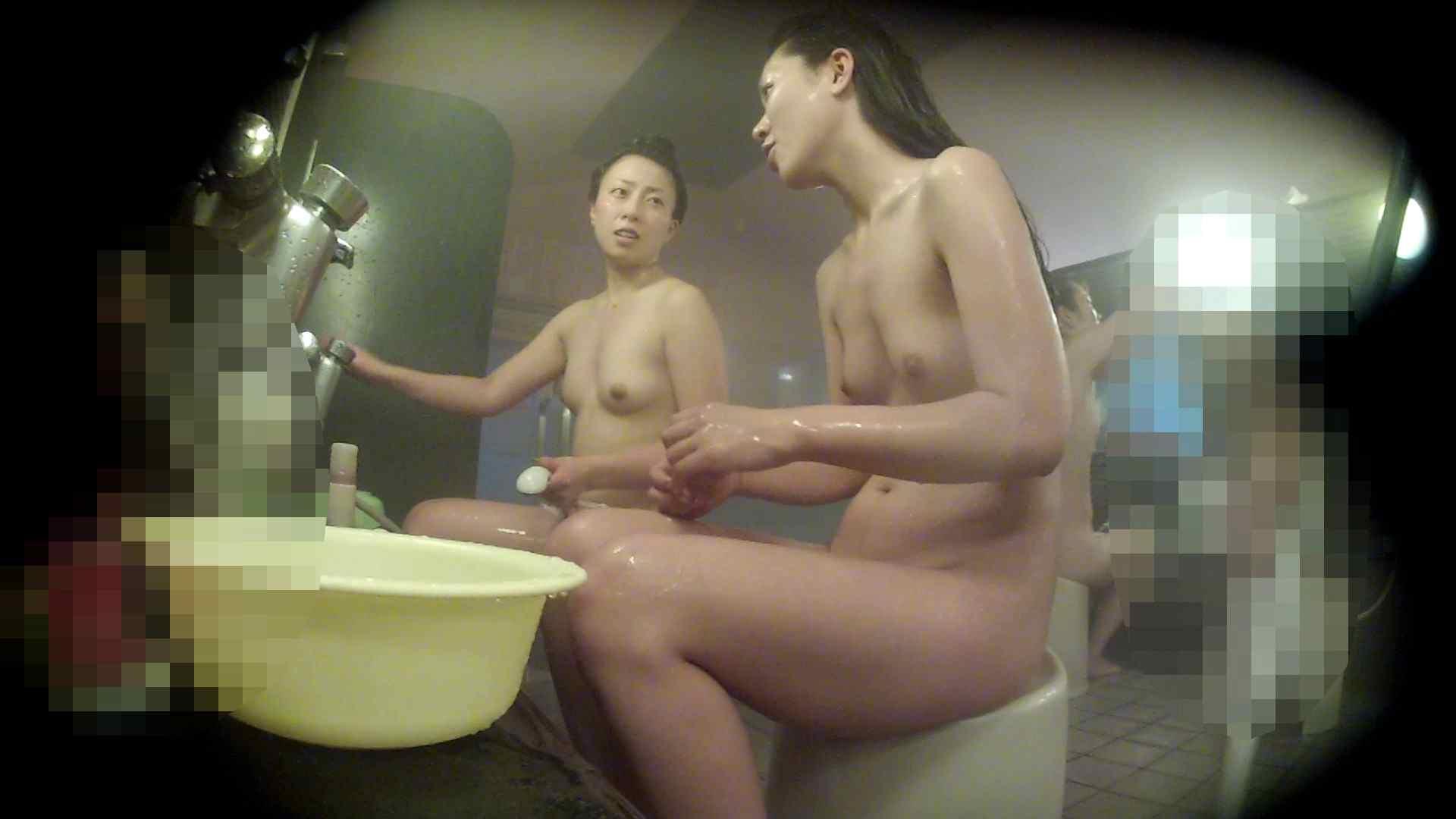 ハイビジョン 洗い場!ナイスは左足!もっと上へもっと上へ 女湯のぞき オマンコ動画キャプチャ 109枚 94