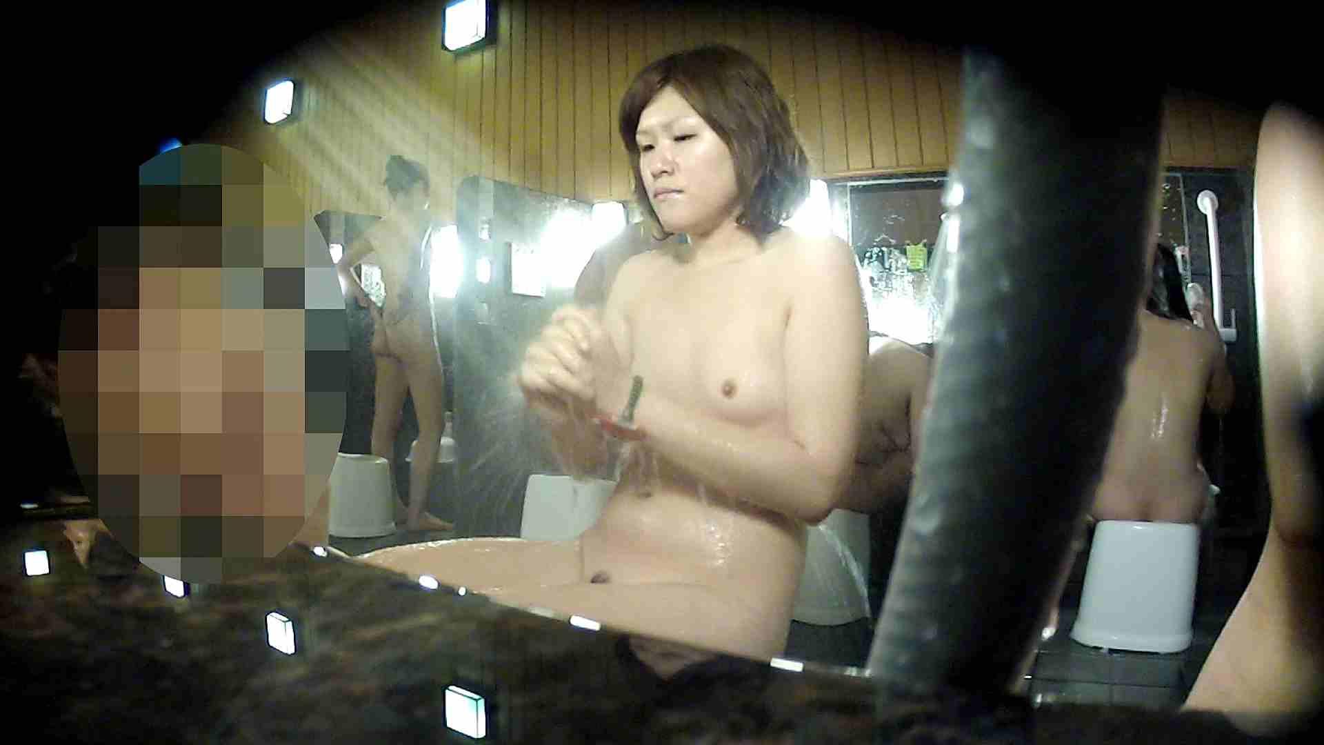洗い場!顔は大!胸は小!肌は綺麗です。 銭湯事情 ぱこり動画紹介 96枚 26