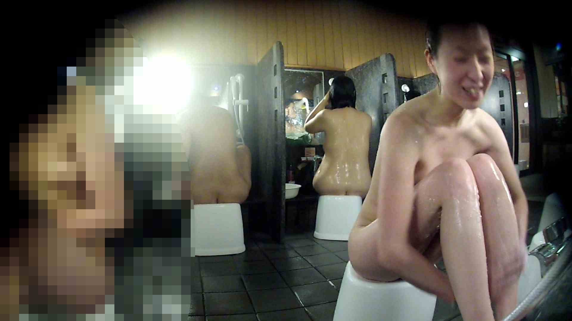 潜入女盗撮師のスーパー銭湯 Vol.02 銭湯事情  89枚 63