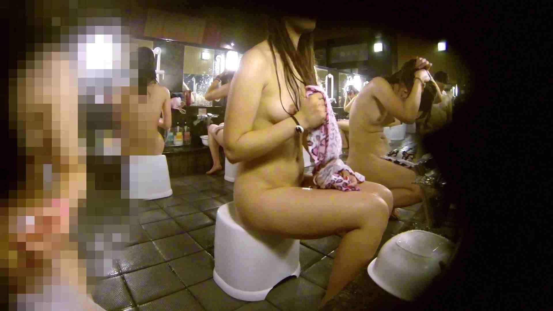 洗い場!ムッチリギャル2人組!ご飯だけでも一緒に行きたい 美肌 エロ無料画像 76枚 59