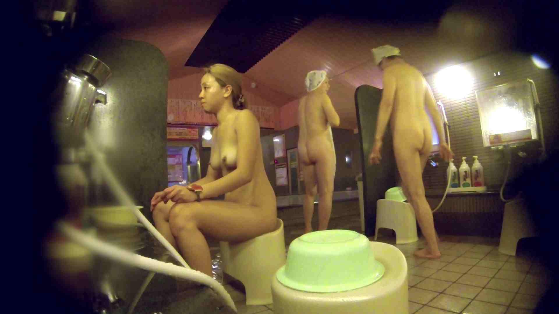 洗い場!意外に今までいなかった金髪ギャル 銭湯事情 エロ画像 94枚 29