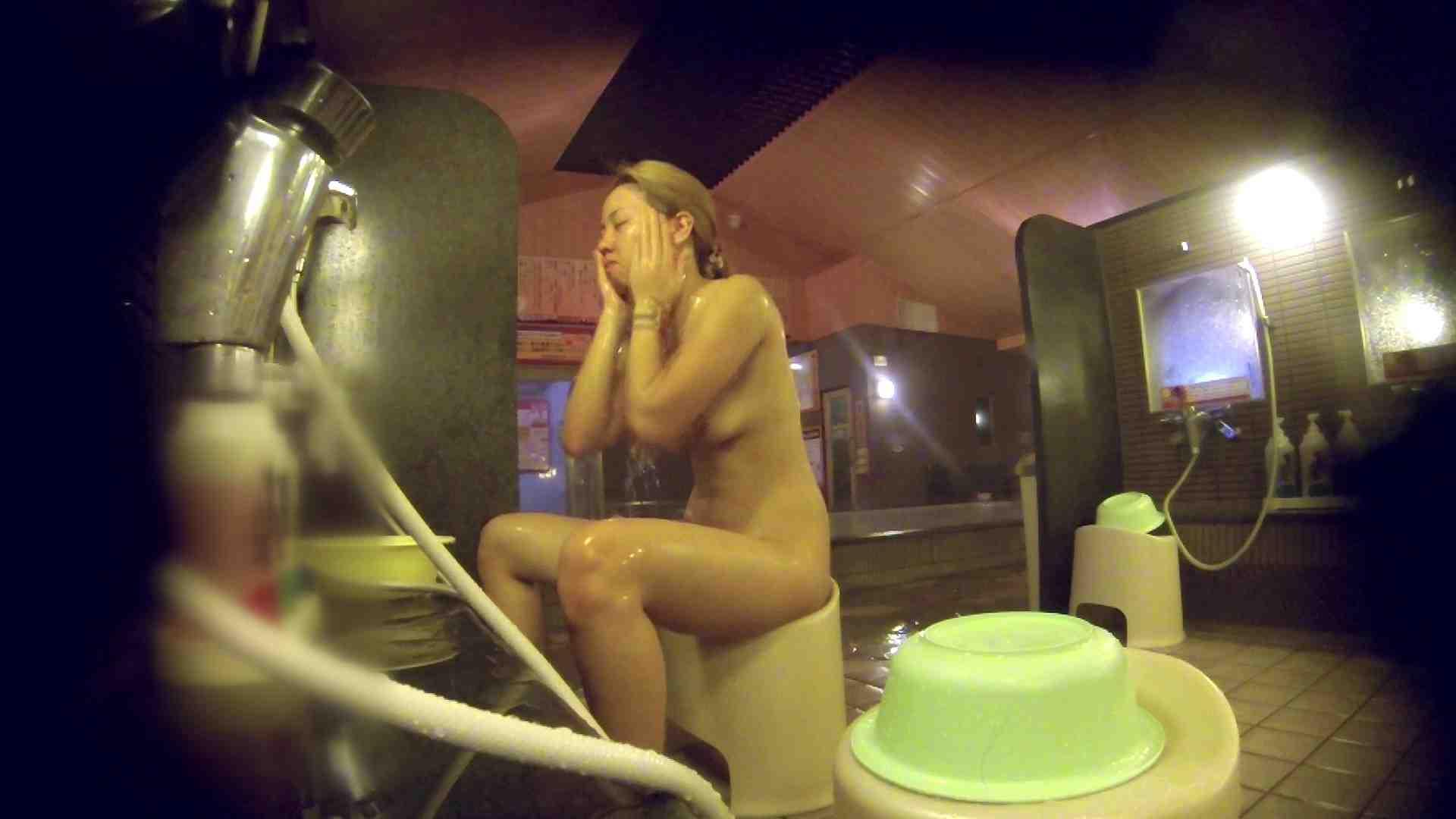 洗い場!意外に今までいなかった金髪ギャル 女湯のぞき おまんこ無修正動画無料 94枚 52