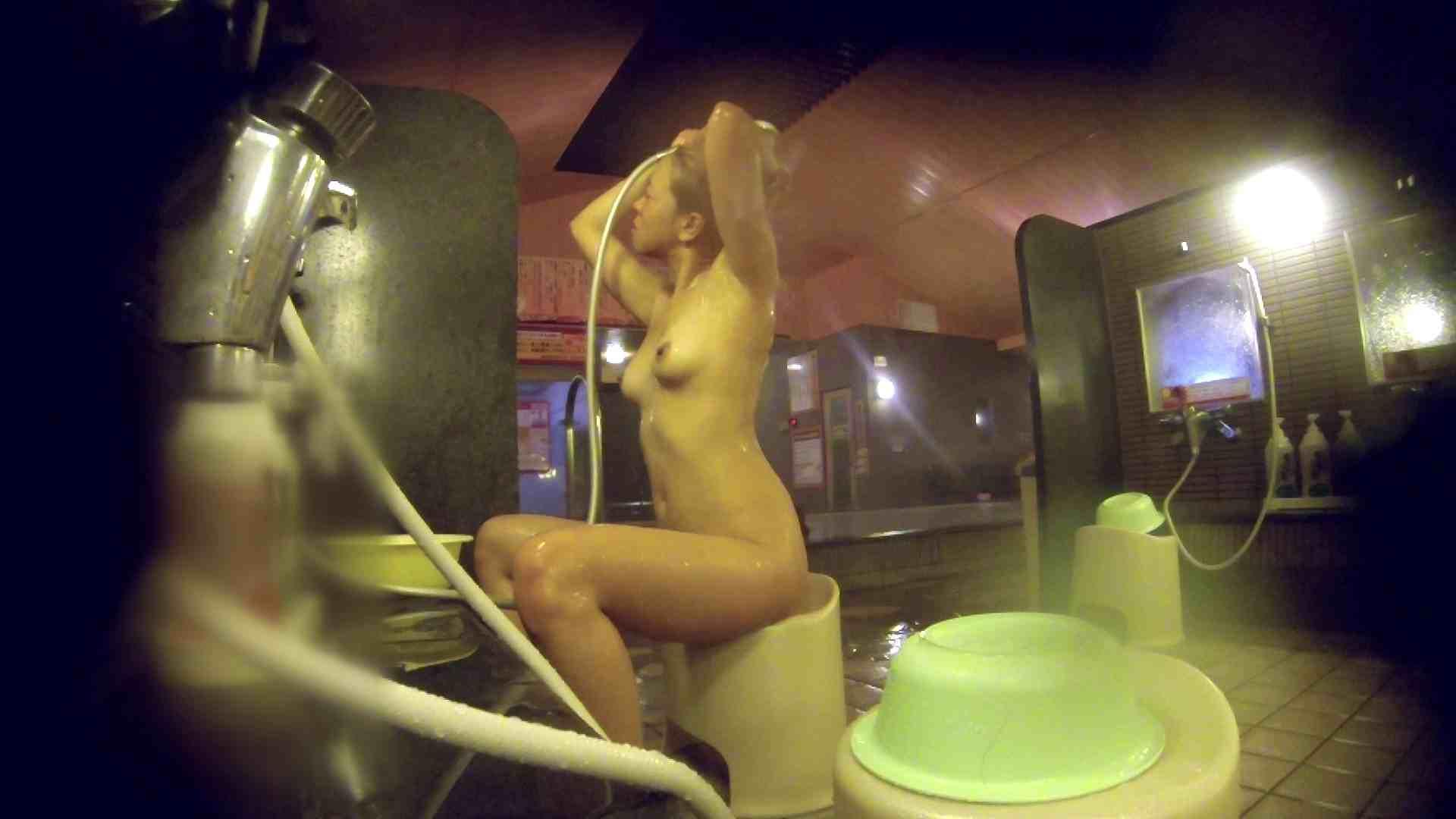 洗い場!意外に今までいなかった金髪ギャル 銭湯事情 エロ画像 94枚 71