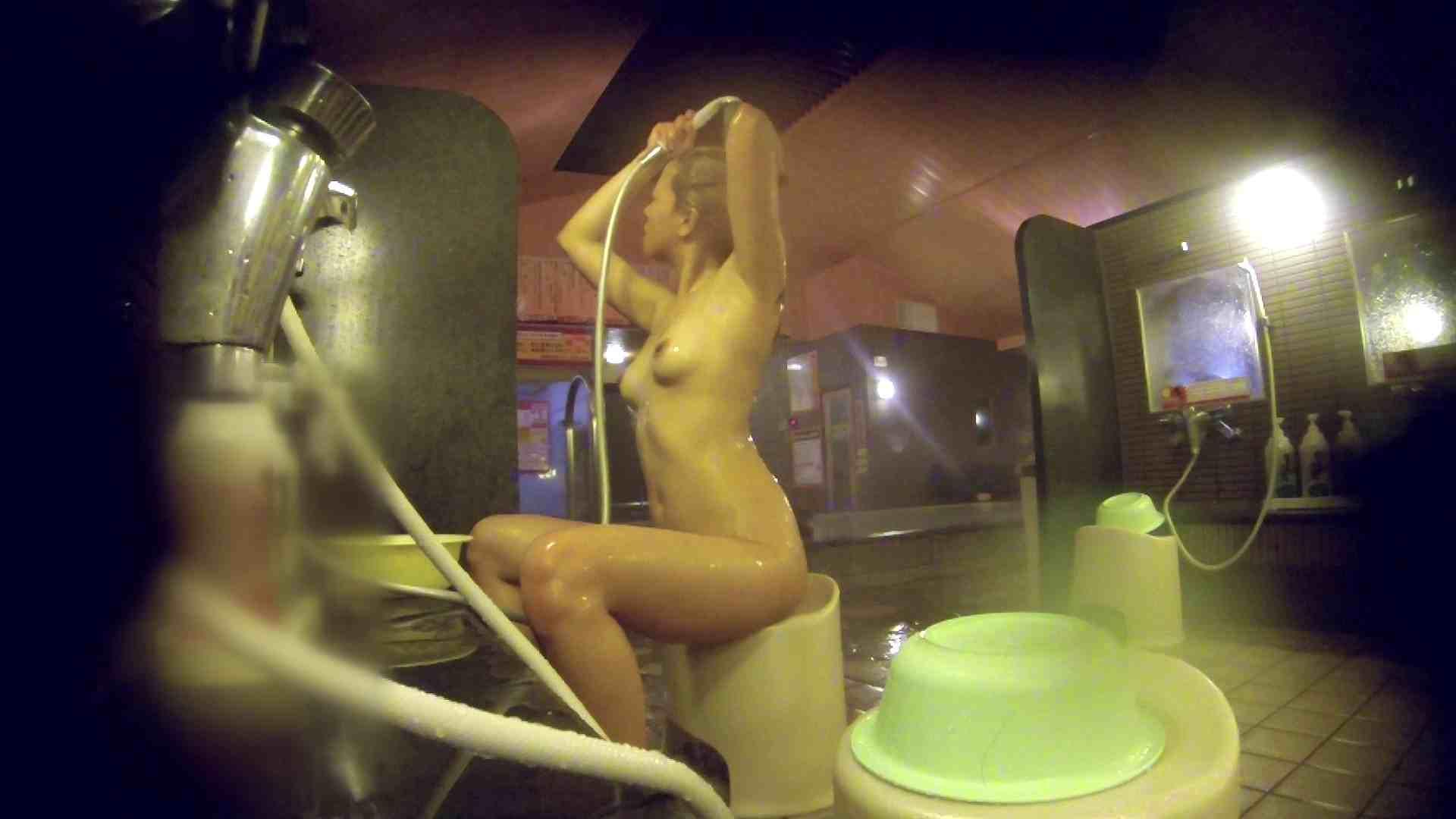 洗い場!意外に今までいなかった金髪ギャル 銭湯事情 エロ画像 94枚 77