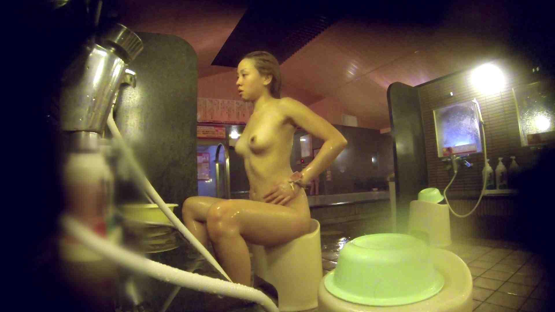 洗い場!意外に今までいなかった金髪ギャル 女湯のぞき おまんこ無修正動画無料 94枚 94