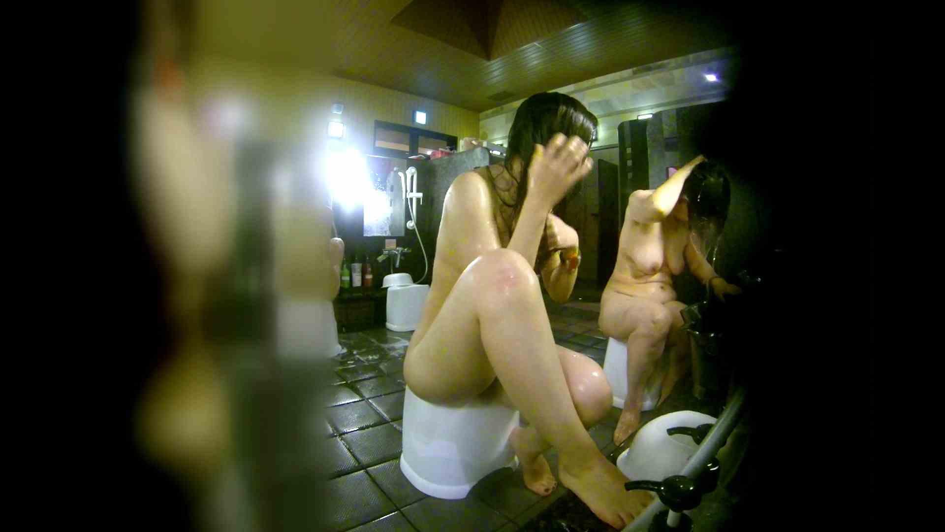 洗い場!右足の位置がいいですね。陰毛もっさり! 美乳 性交動画流出 107枚 32