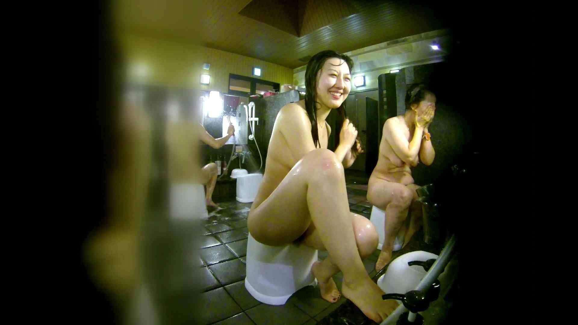 洗い場!右足の位置がいいですね。陰毛もっさり! お姉さんのSEX セックス無修正動画無料 107枚 37