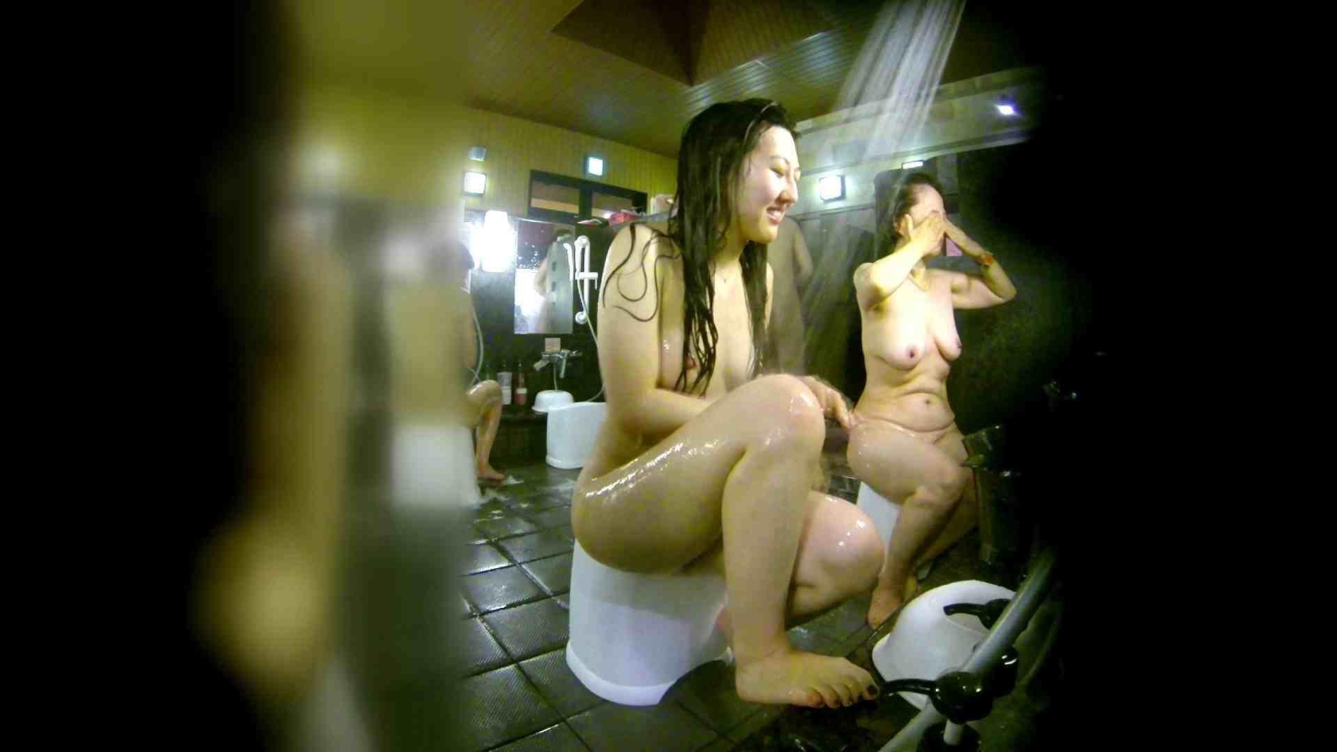 洗い場!右足の位置がいいですね。陰毛もっさり! 美乳 性交動画流出 107枚 39