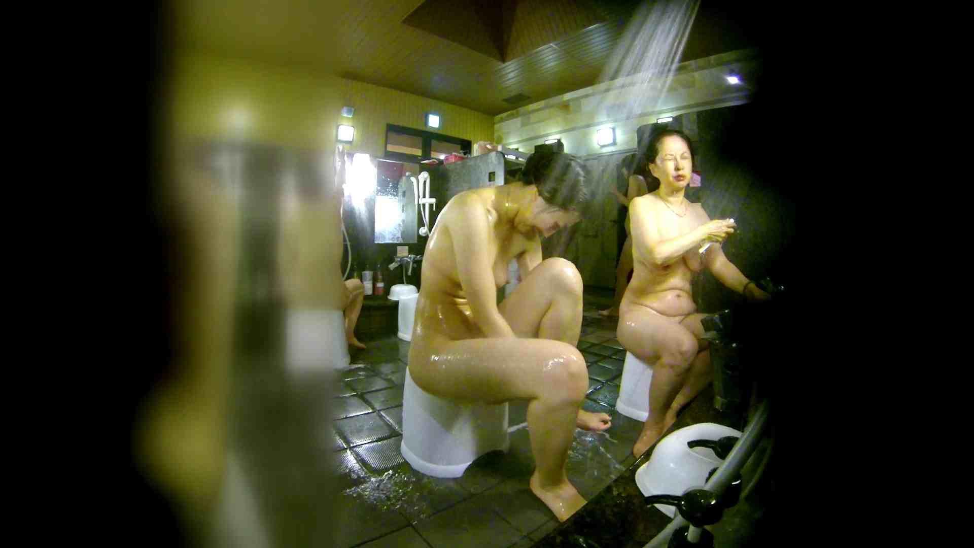洗い場!右足の位置がいいですね。陰毛もっさり! 美乳 性交動画流出 107枚 53