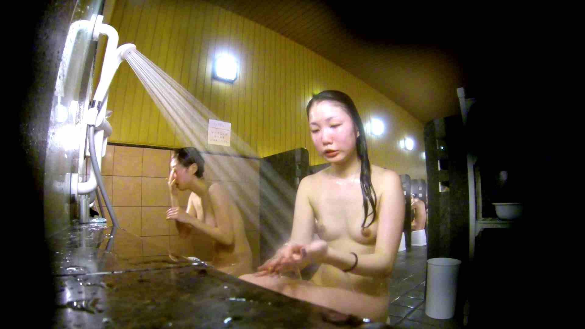 洗い場!奥の嬢をもっと近くでと思ってしまったけどイイ作品。 銭湯事情 AV動画キャプチャ 102枚 31