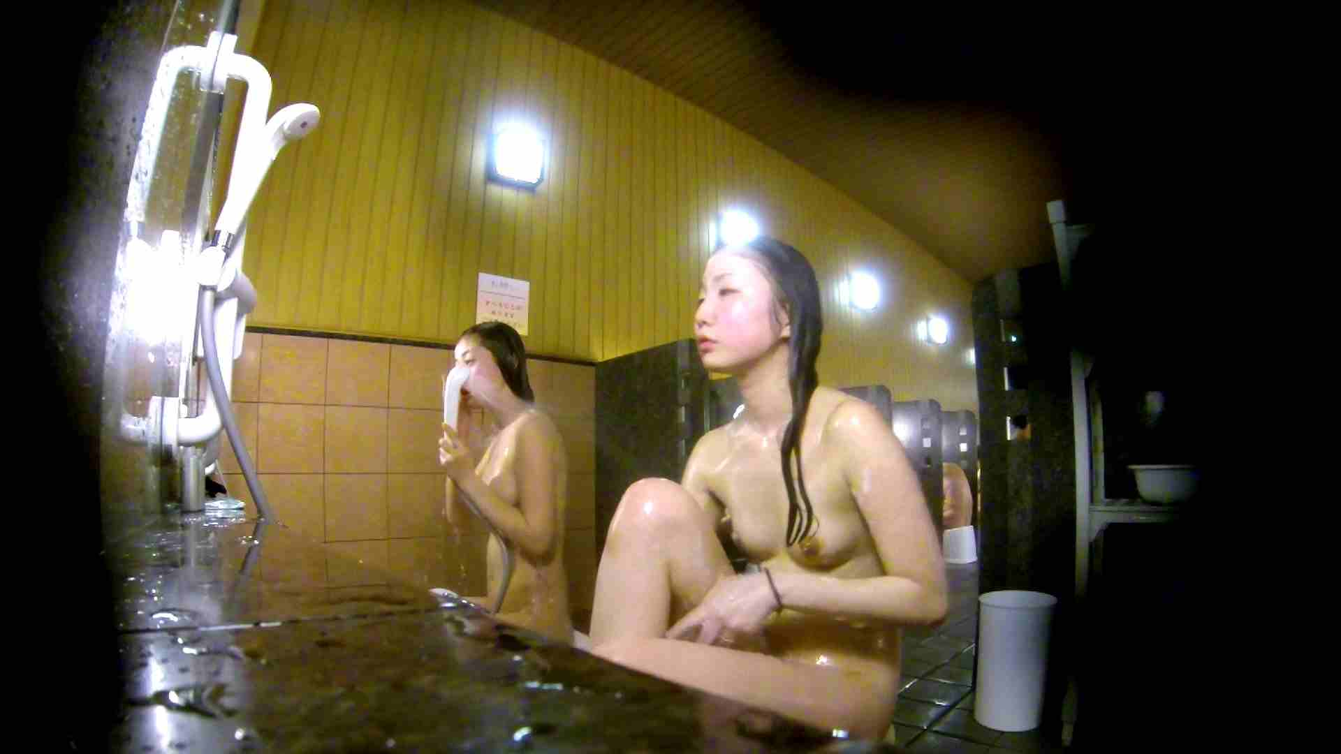 洗い場!奥の嬢をもっと近くでと思ってしまったけどイイ作品。 銭湯事情 AV動画キャプチャ 102枚 47