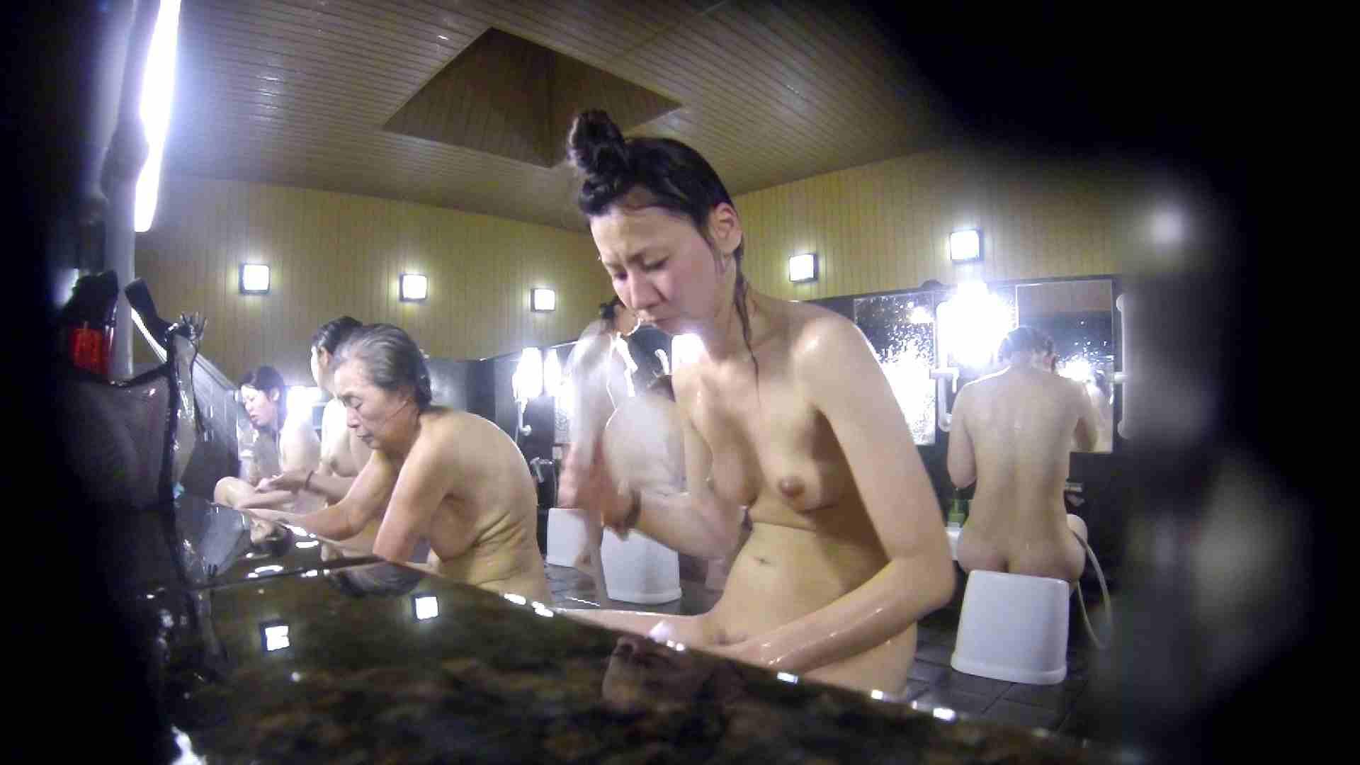 洗い場!だんご結びのお女市さん、色素が薄いです。 お姉さんのSEX オマンコ無修正動画無料 110枚 14