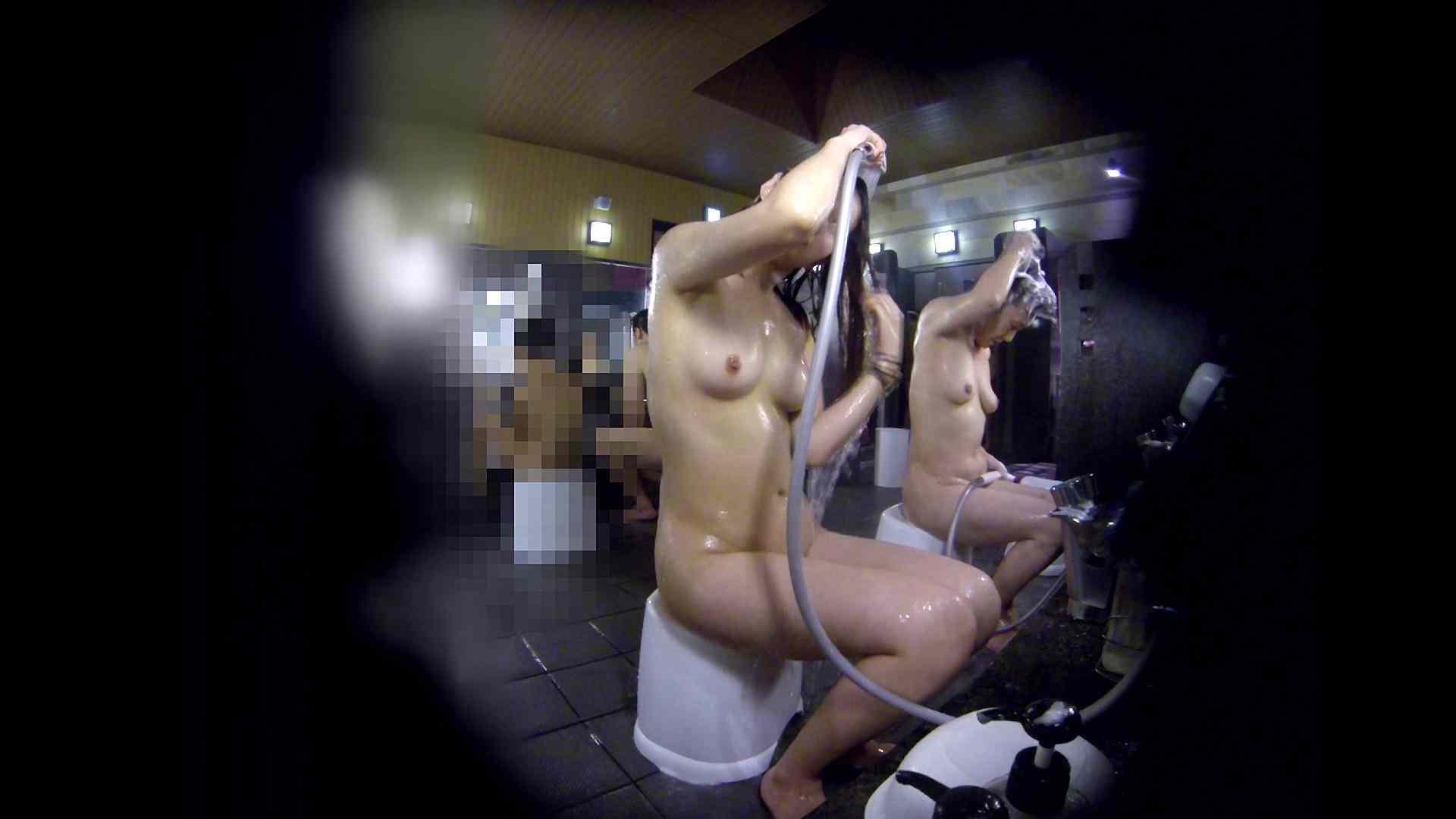 洗い場!好きです!ボリューム満点ボディーな感じが堪りません。 桃色乳首 AV動画キャプチャ 87枚 12