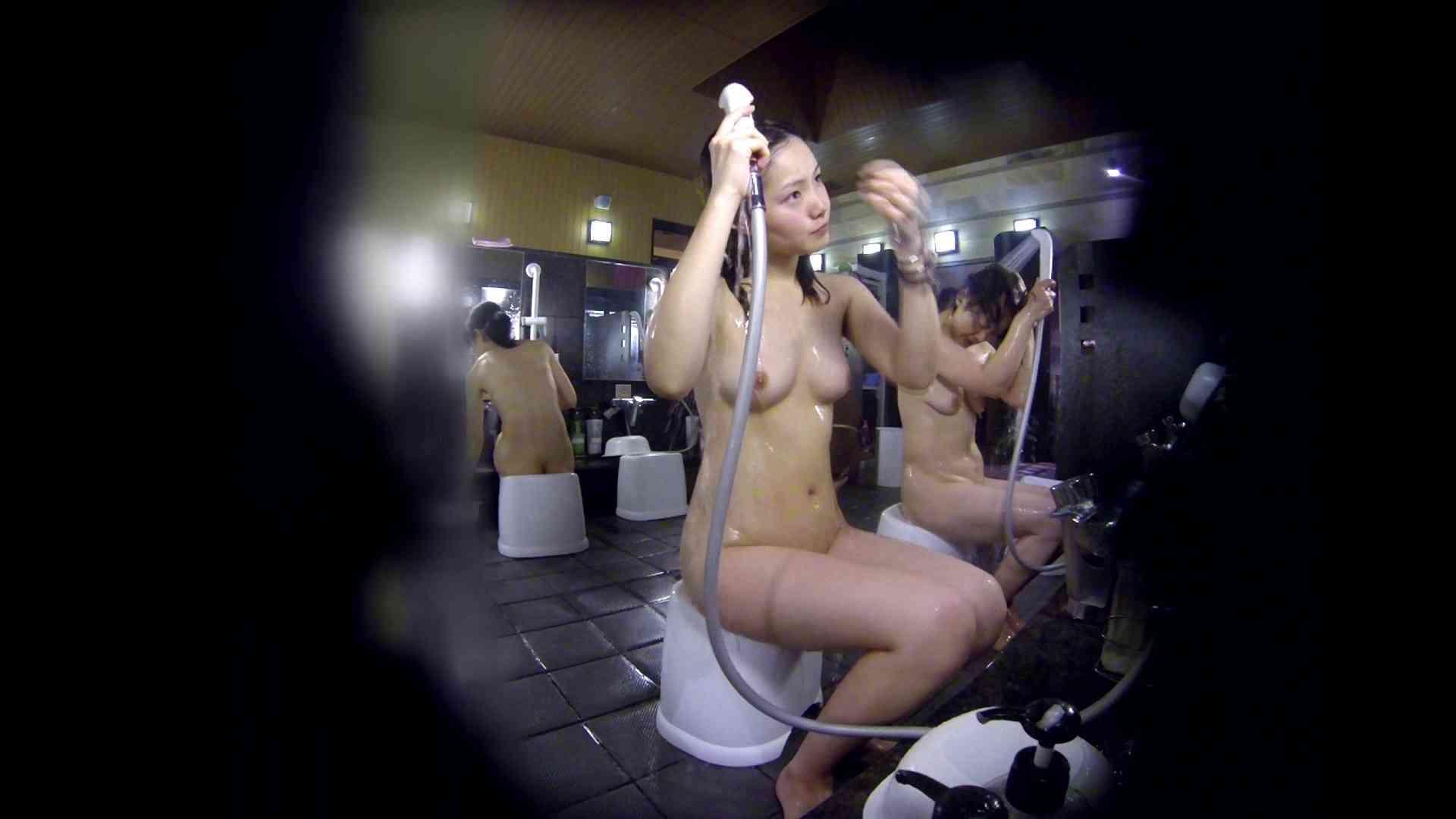 洗い場!好きです!ボリューム満点ボディーな感じが堪りません。 桃色乳首 AV動画キャプチャ 87枚 36